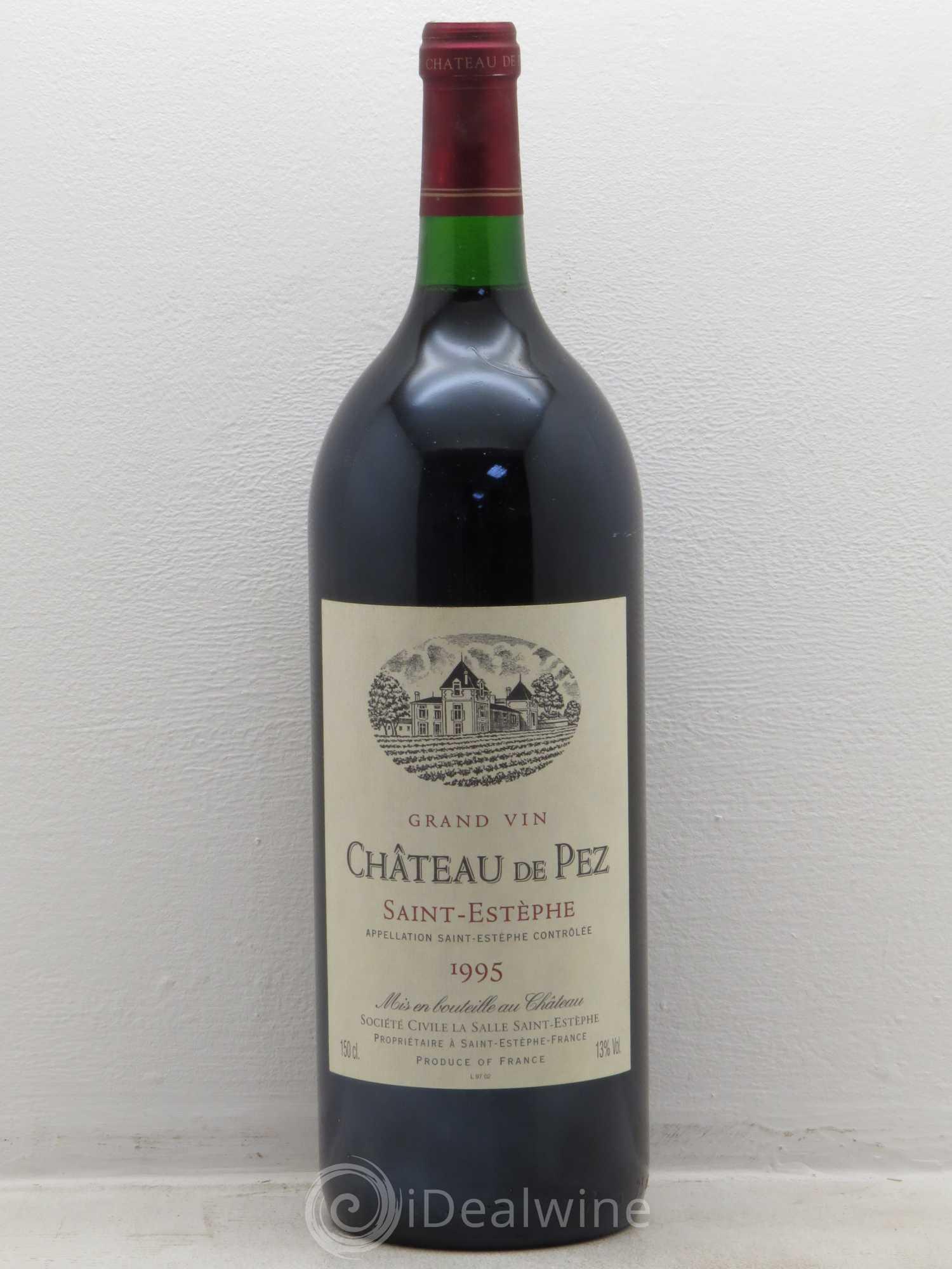 Buy ch teau de pez 1995 lot 6075 for Buy chateaubriand