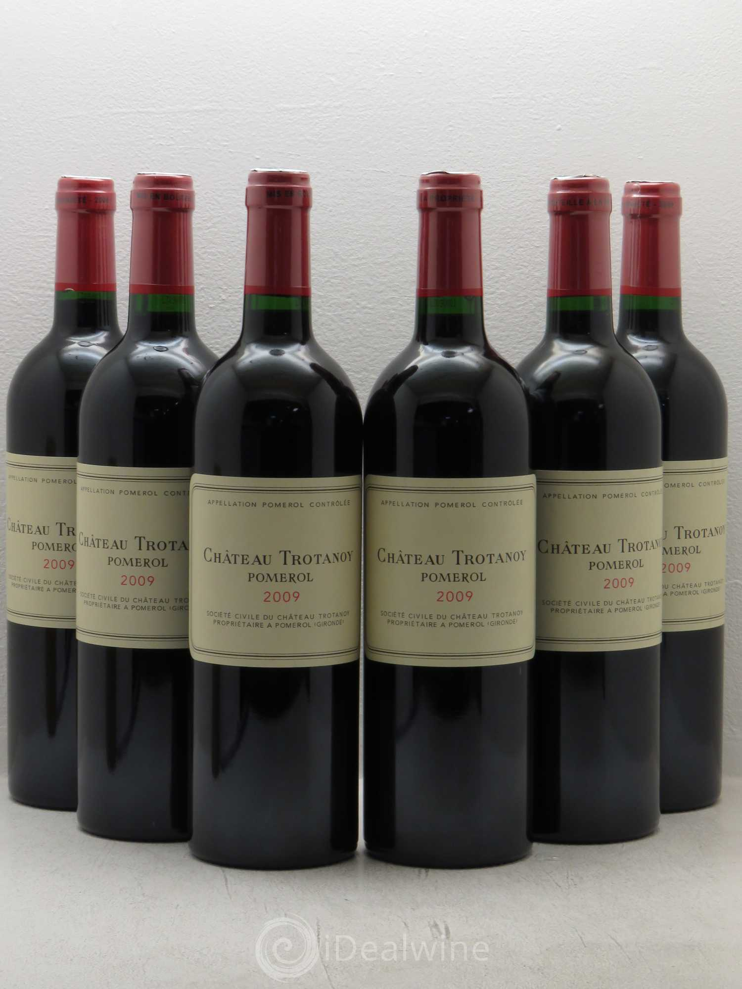 Buy ch teau trotanoy 2009 lot 8165 for Buy chateaubriand