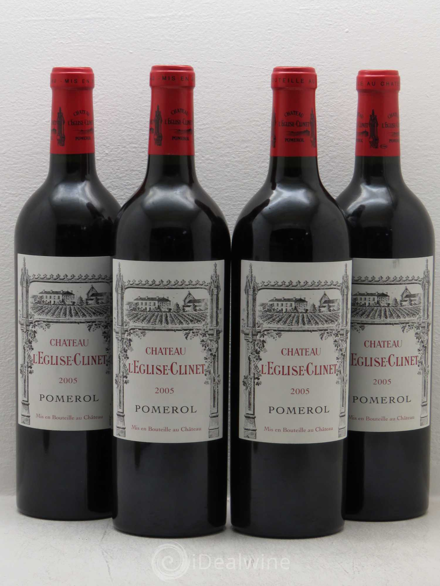 Buy ch teau l 39 glise clinet 2005 lot 7546 for Buy chateaubriand