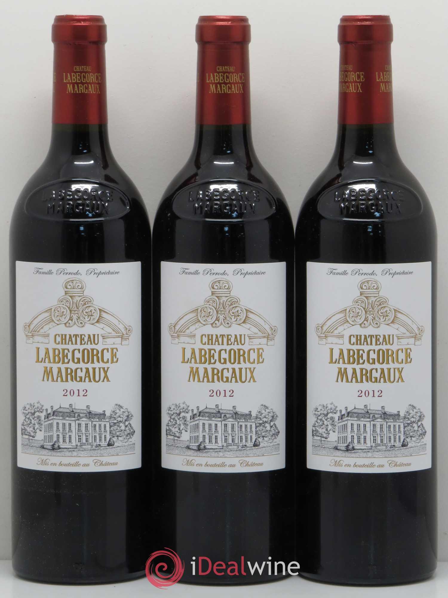 Kết quả hình ảnh cho chateau labegorce margaux 2012
