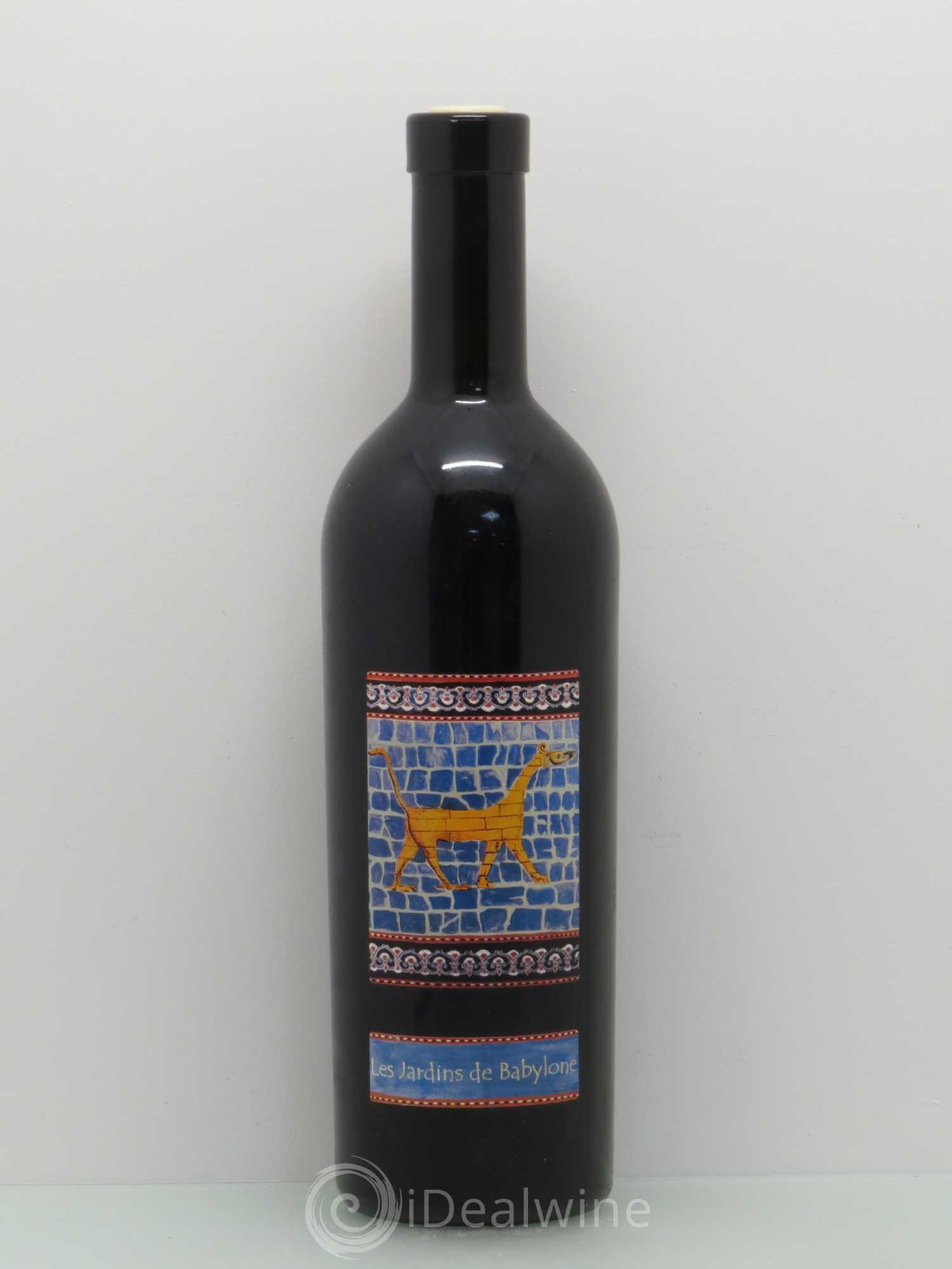 Buy juran on jardins de babylone didier dagueneau domaine for Jardin de babylone wine