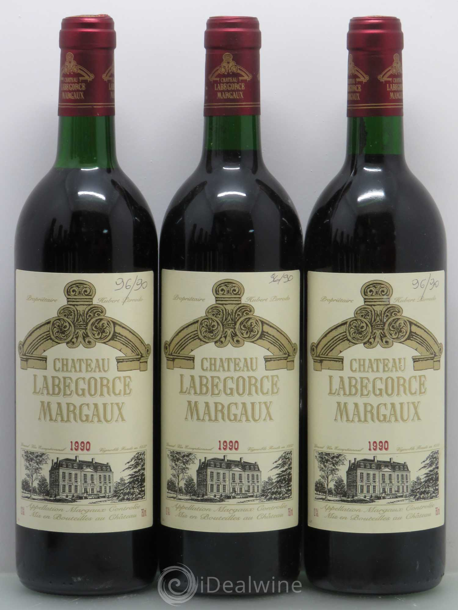 Buy ch teau labegorce cru bourgeois 1990 lot 12056 for Buy chateaubriand