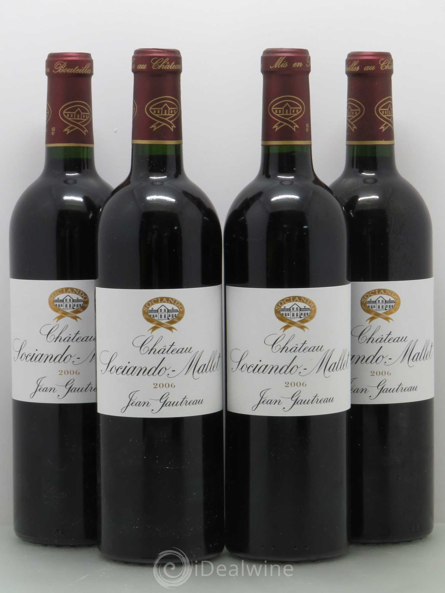 Buy ch teau sociando mallet 2006 lot 8191 for Buy chateaubriand