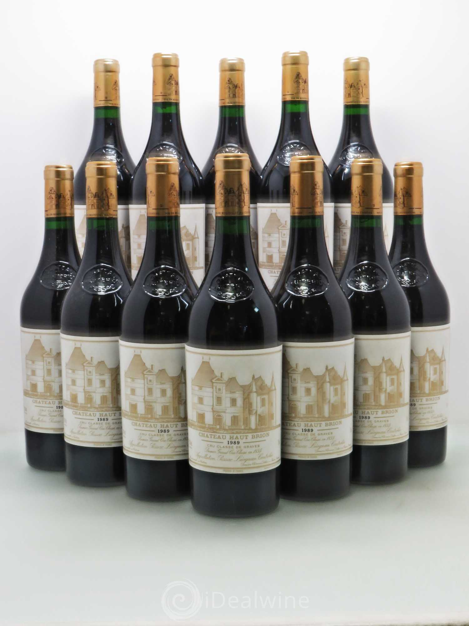 Buy ch teau haut brion 1er grand cru class 1989 lot 6746 for Buy chateaubriand