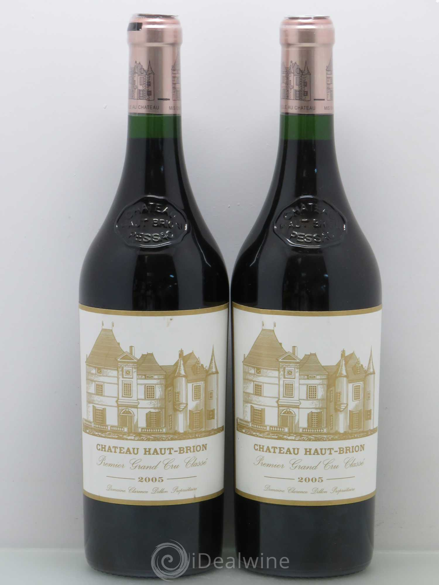 Buy ch teau haut brion 1er grand cru class 2005 lot 7591 for Buy chateaubriand