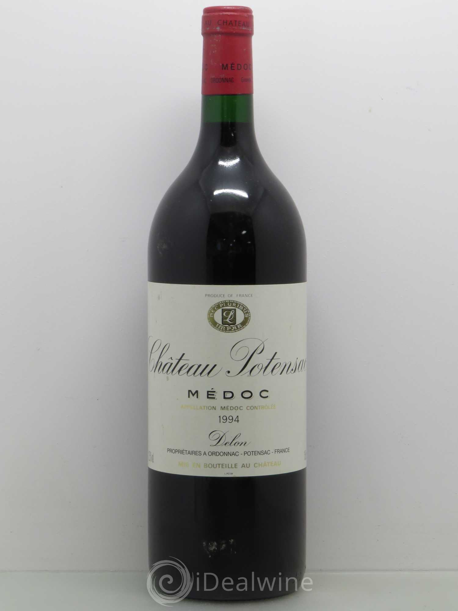 Buy ch teau potensac 1994 lot 7163 for Buy chateaubriand