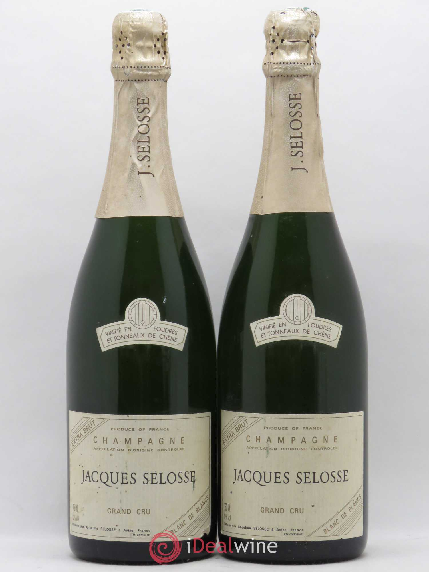 Capsule de champagne AVIZE 9. A