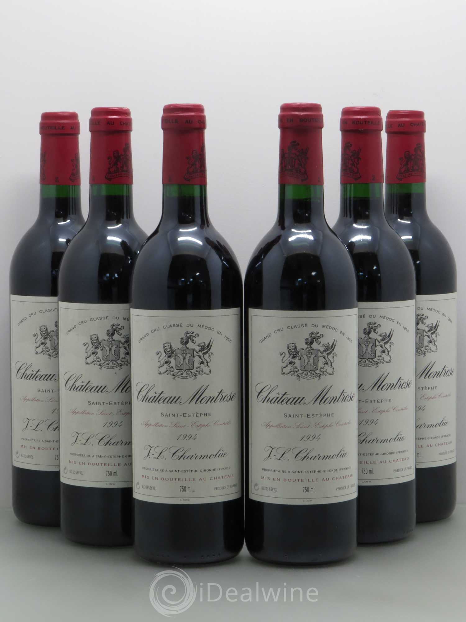 Buy ch teau montrose 2 me grand cru class 1994 lot 7263 for Buy chateaubriand