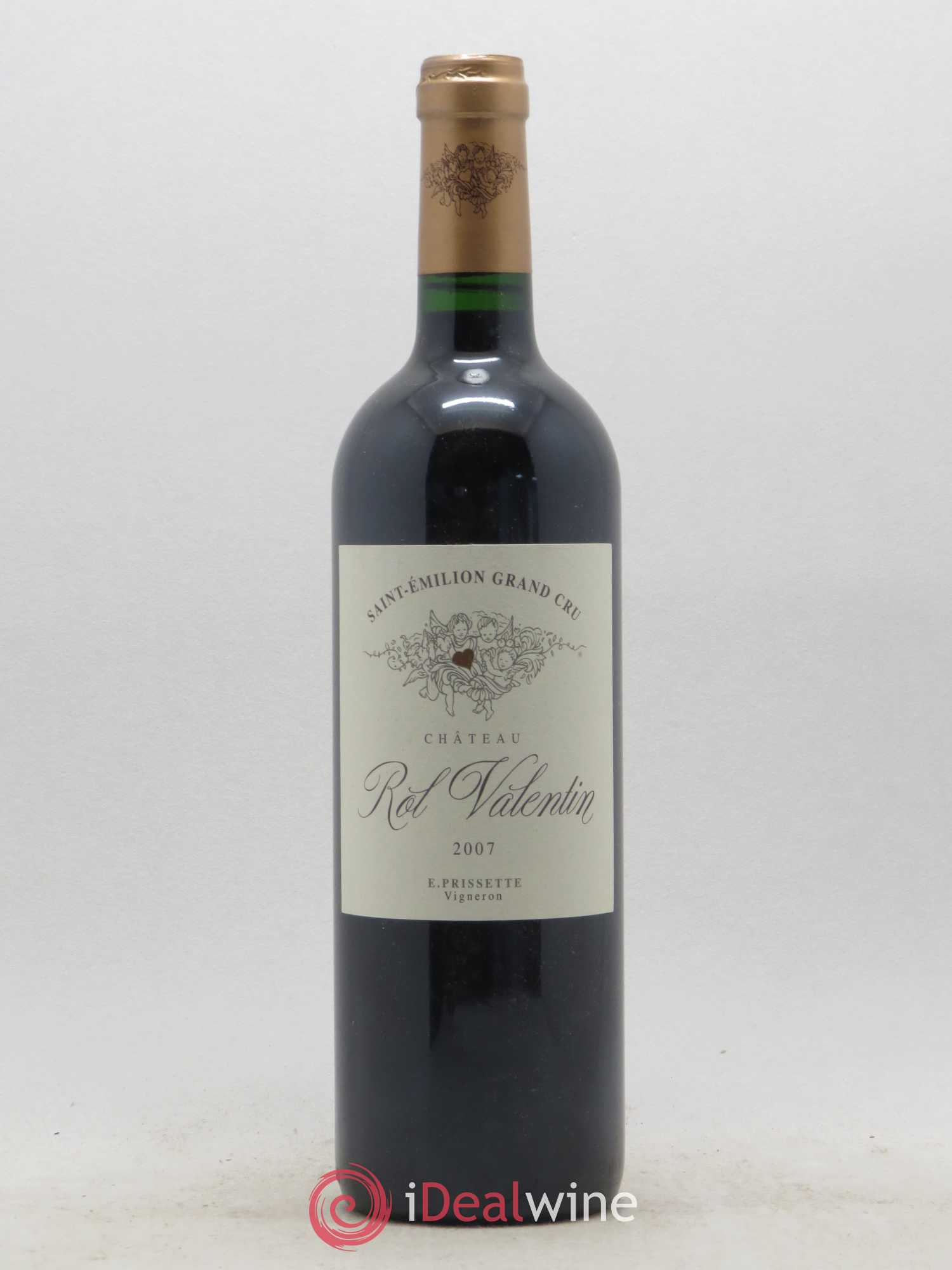 Château Rol Valentin  2007 - Lot of 1 Bottle