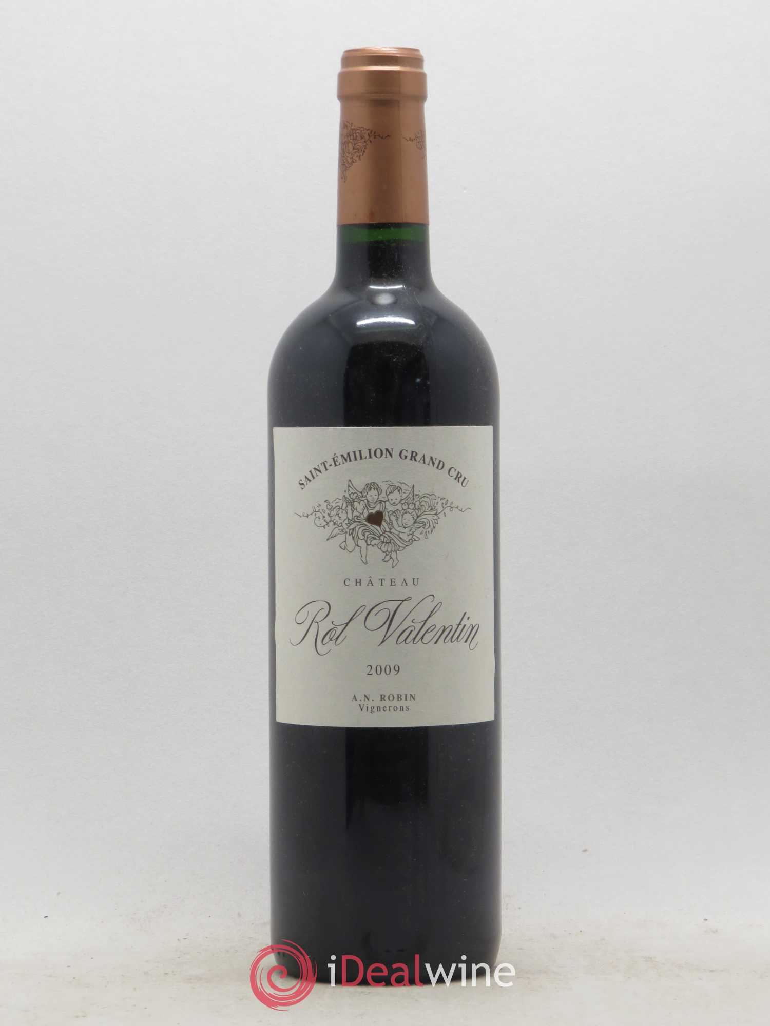 Château Rol Valentin  2009 - Lot of 1 Bottle