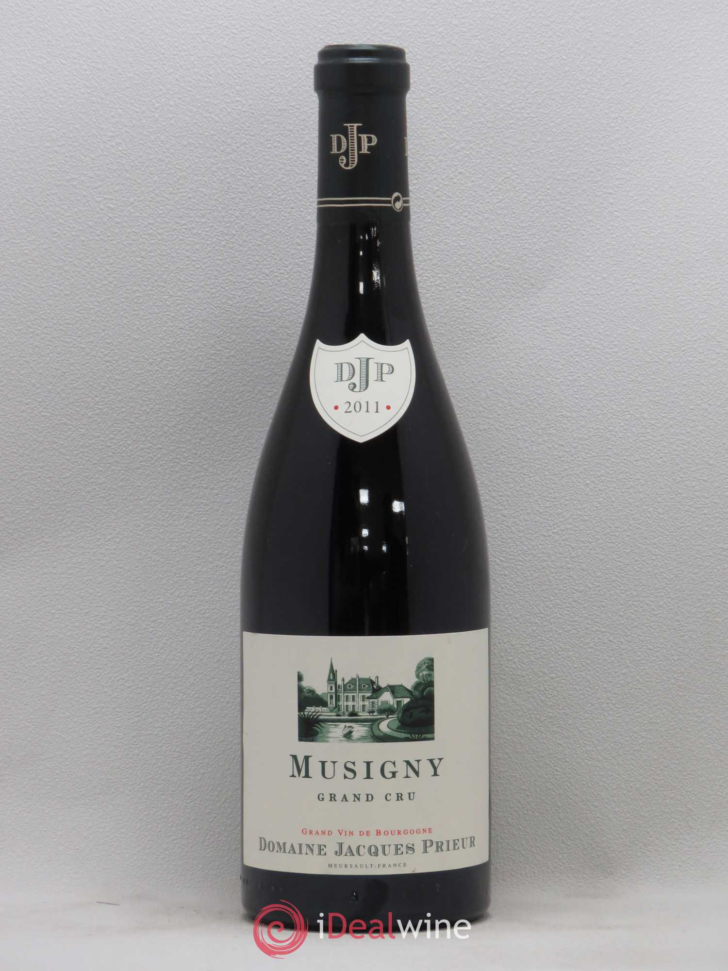 Musigny Grand Cru Jacques Prieur (Domaine)