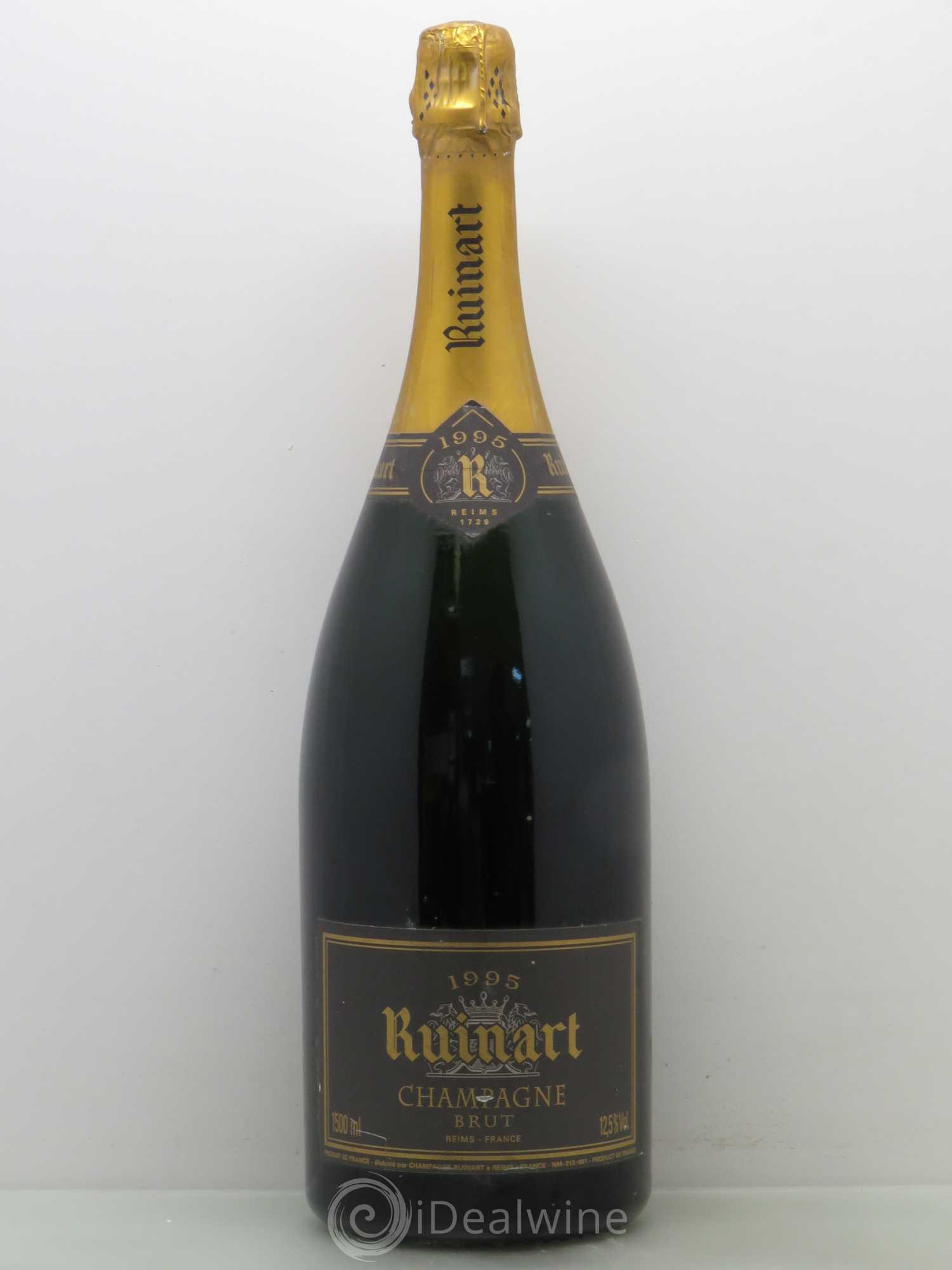 champagne ruinart 1995