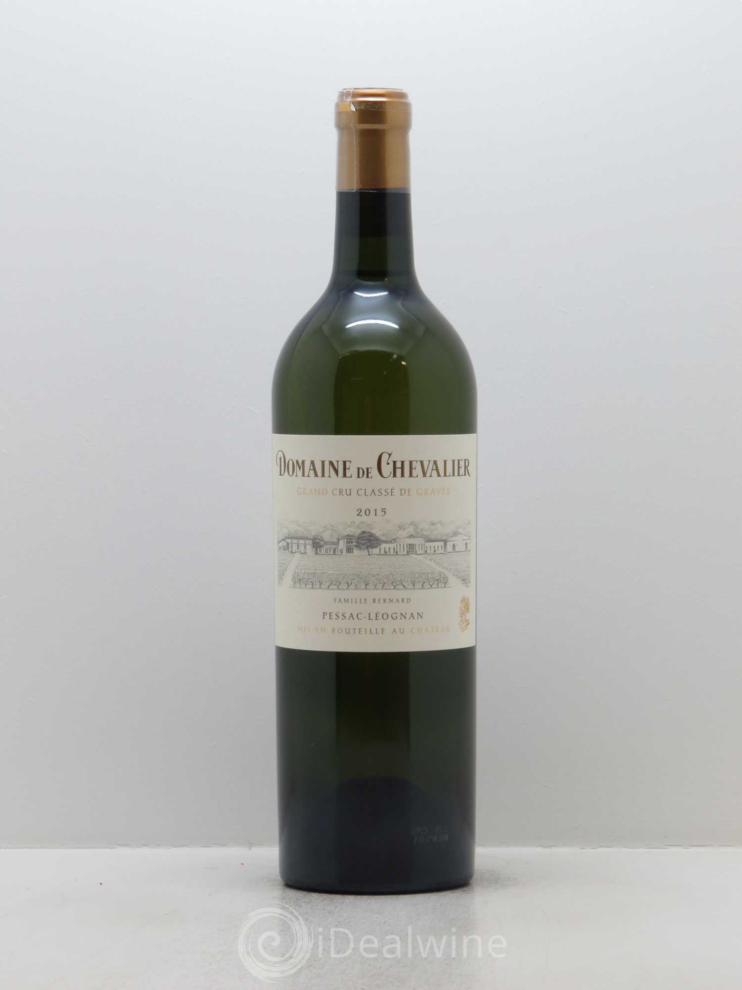 Domaine de Chevalier Cru Classé de Graves (OWC if by 12 btl) 2015 - Lot of 1 Bottle