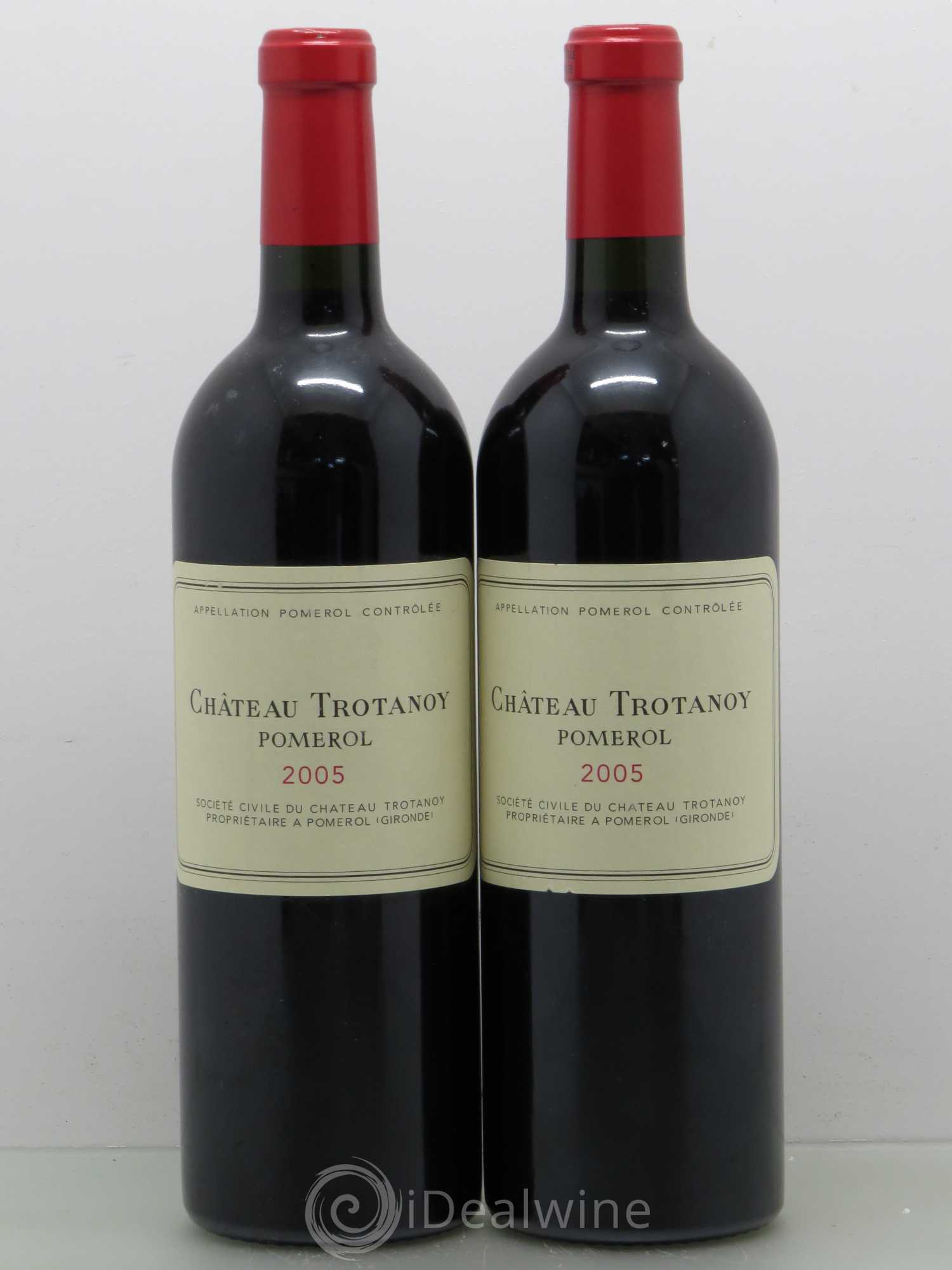Buy ch teau trotanoy 2005 lot 149 for Buy chateaubriand