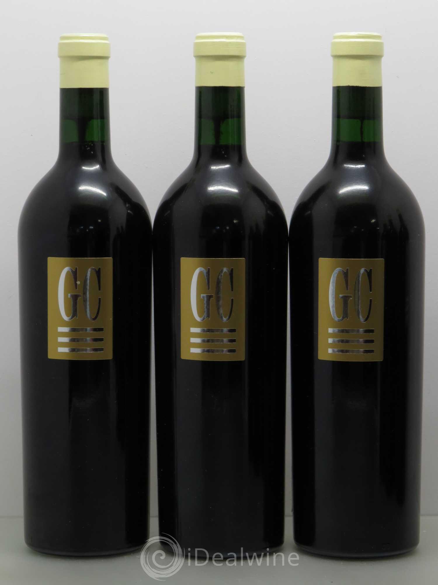 Acheter cahors ch teau du c dre gc 2002 lot 617 for Prix du cedre rouge