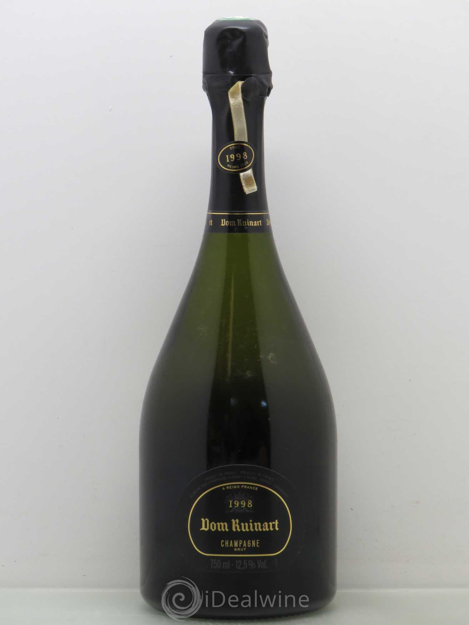 champagne ruinart 1998