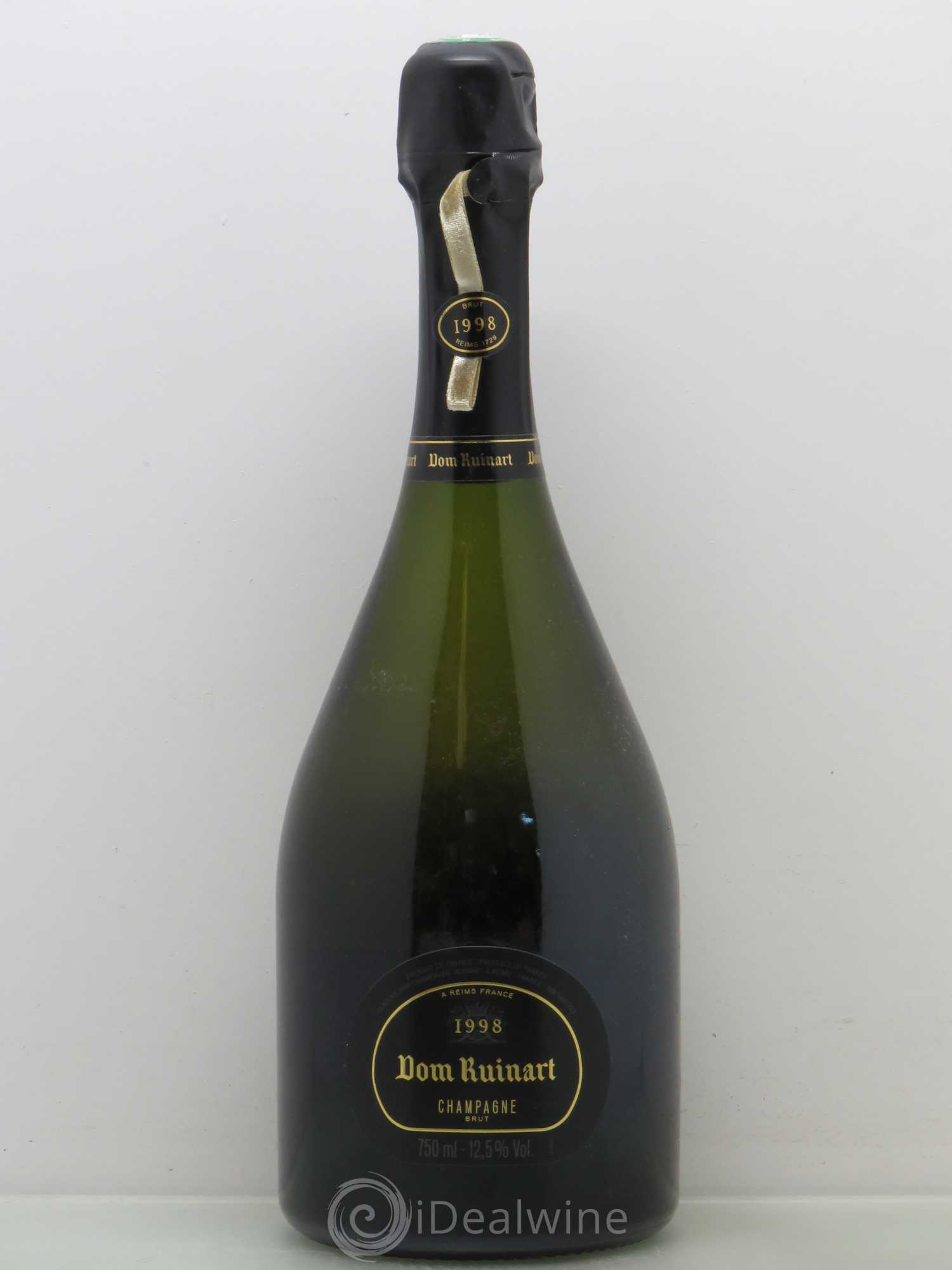 Buy Dom Ruinart Ruinart 1998 Lot 2587
