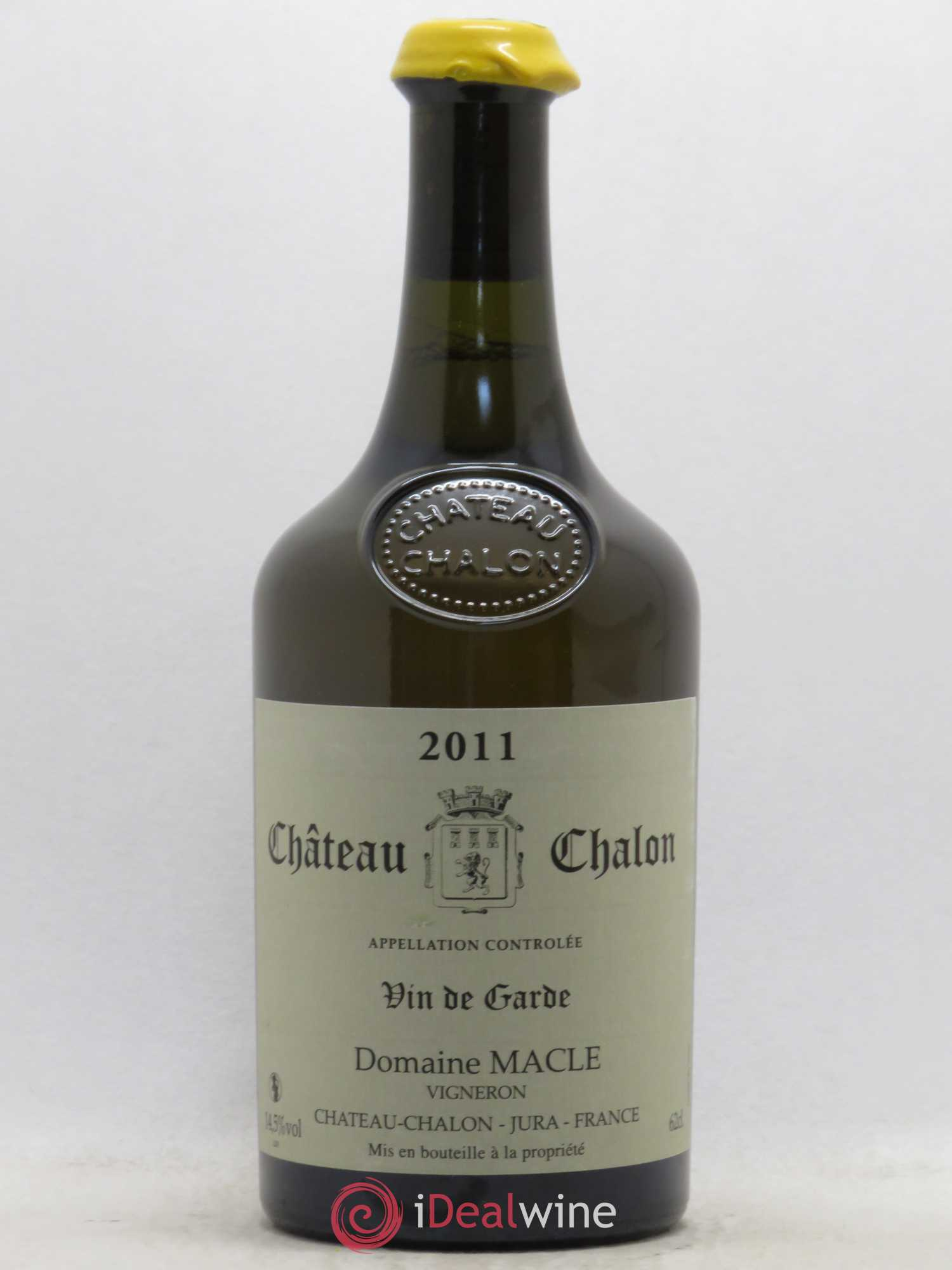 Château-Chalon Jean Macle  2011 - Lot of 1 Bottle