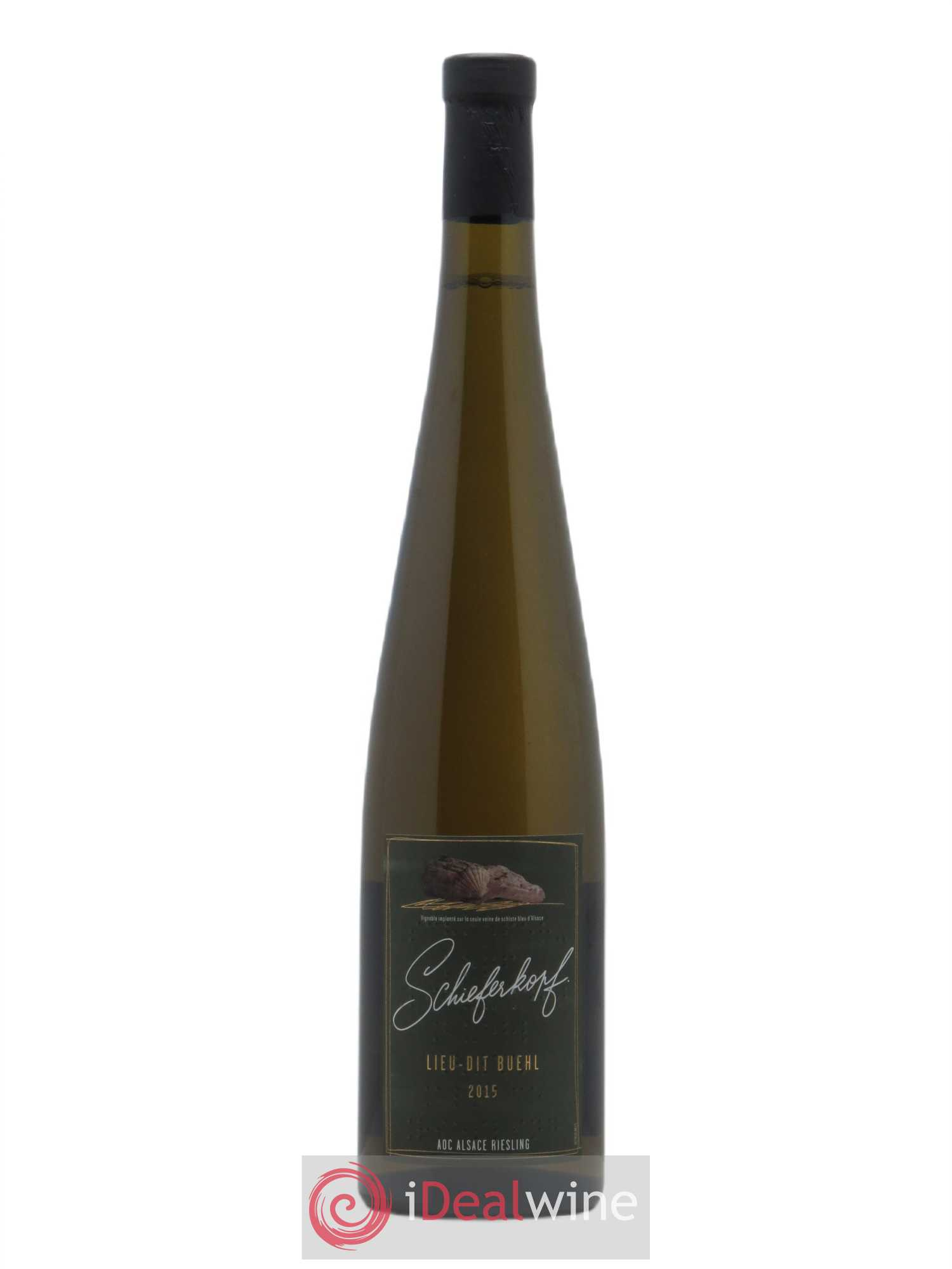 Riesling Lieu-dit Buehl Schieferkopf - Chapoutier  2015 - Lot of 1 Bottle
