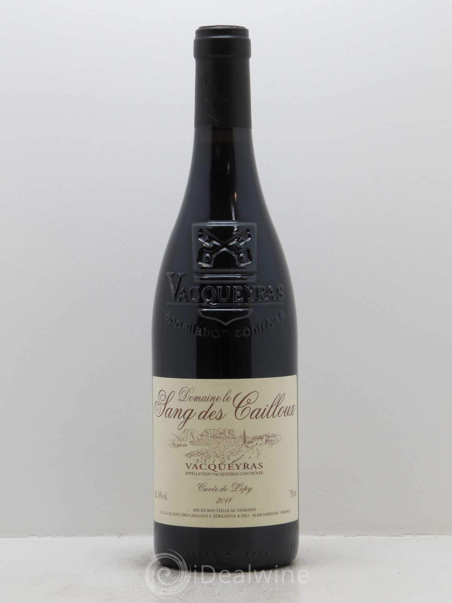Liste des vins de cailloux en vente idealwine for Achat cailloux blanc