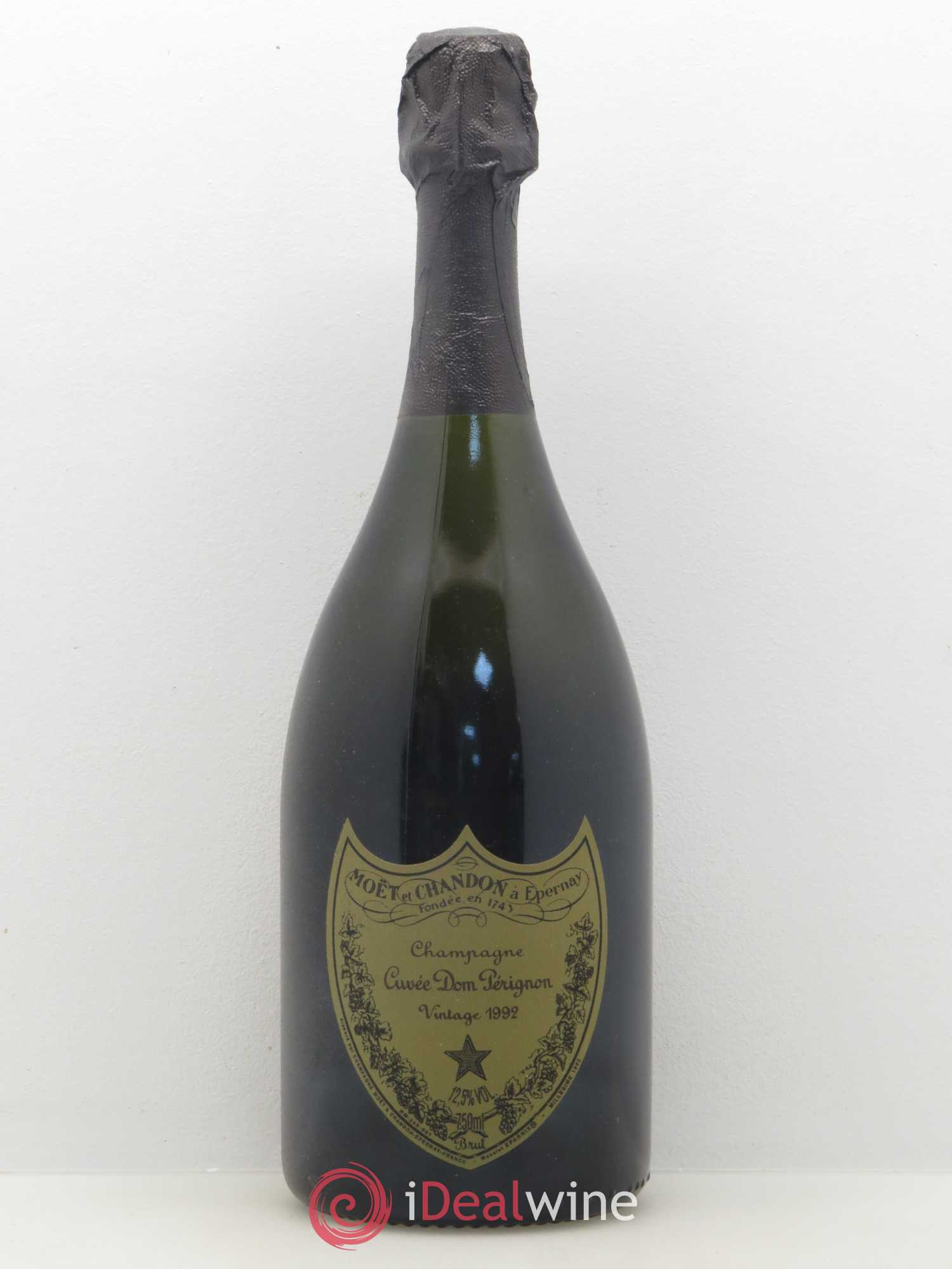 Dom Pérignon Moët & Chandon  1992 - Lot of 1 Bottle