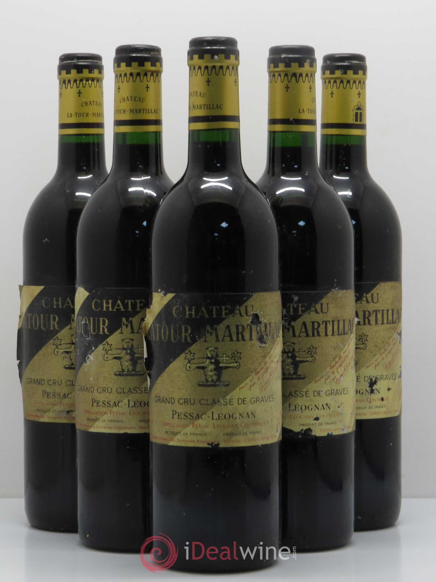 liste des vins de pessac leognan en vente idealwine. Black Bedroom Furniture Sets. Home Design Ideas