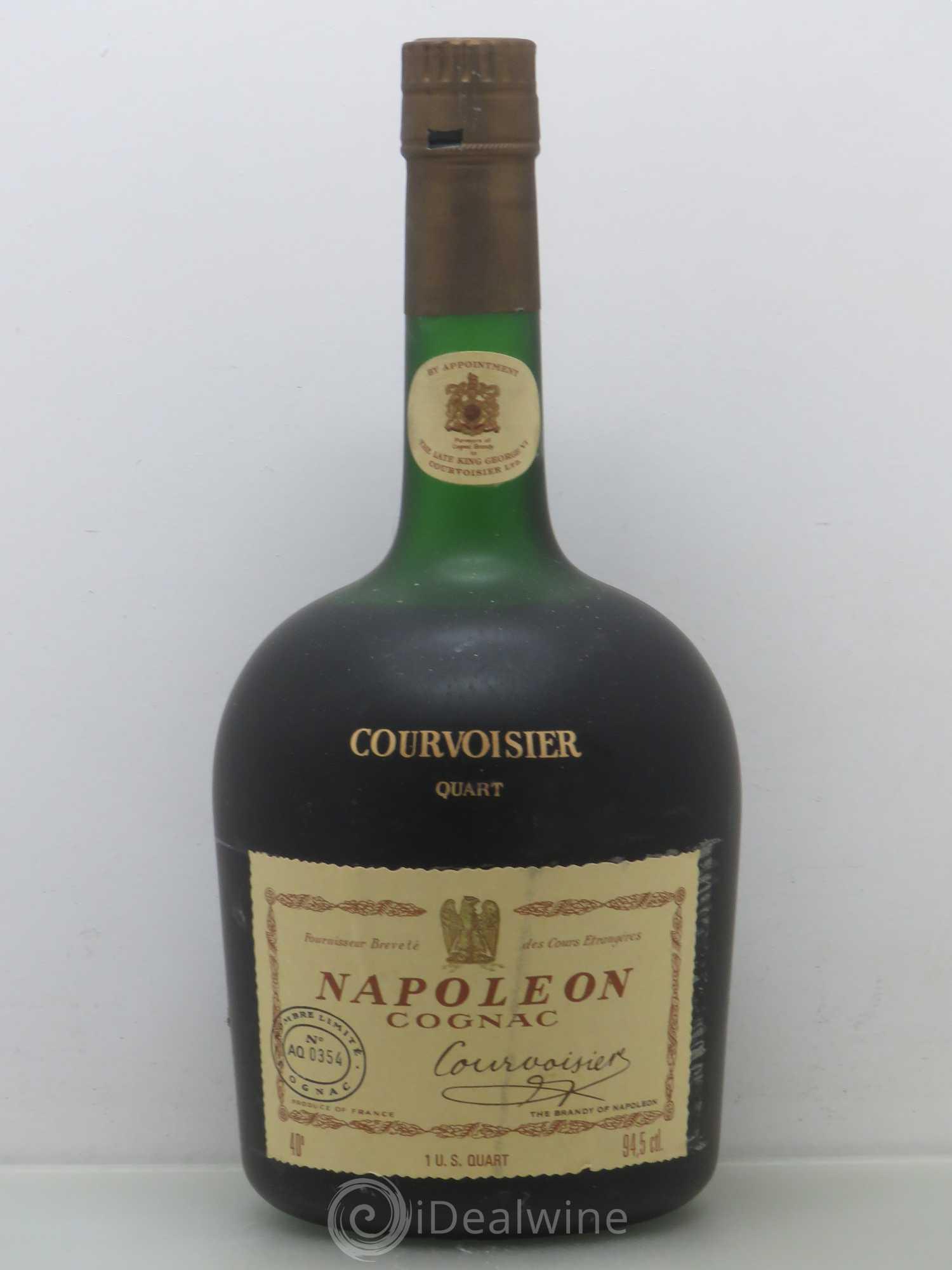 Pourquoi cognac napoleon