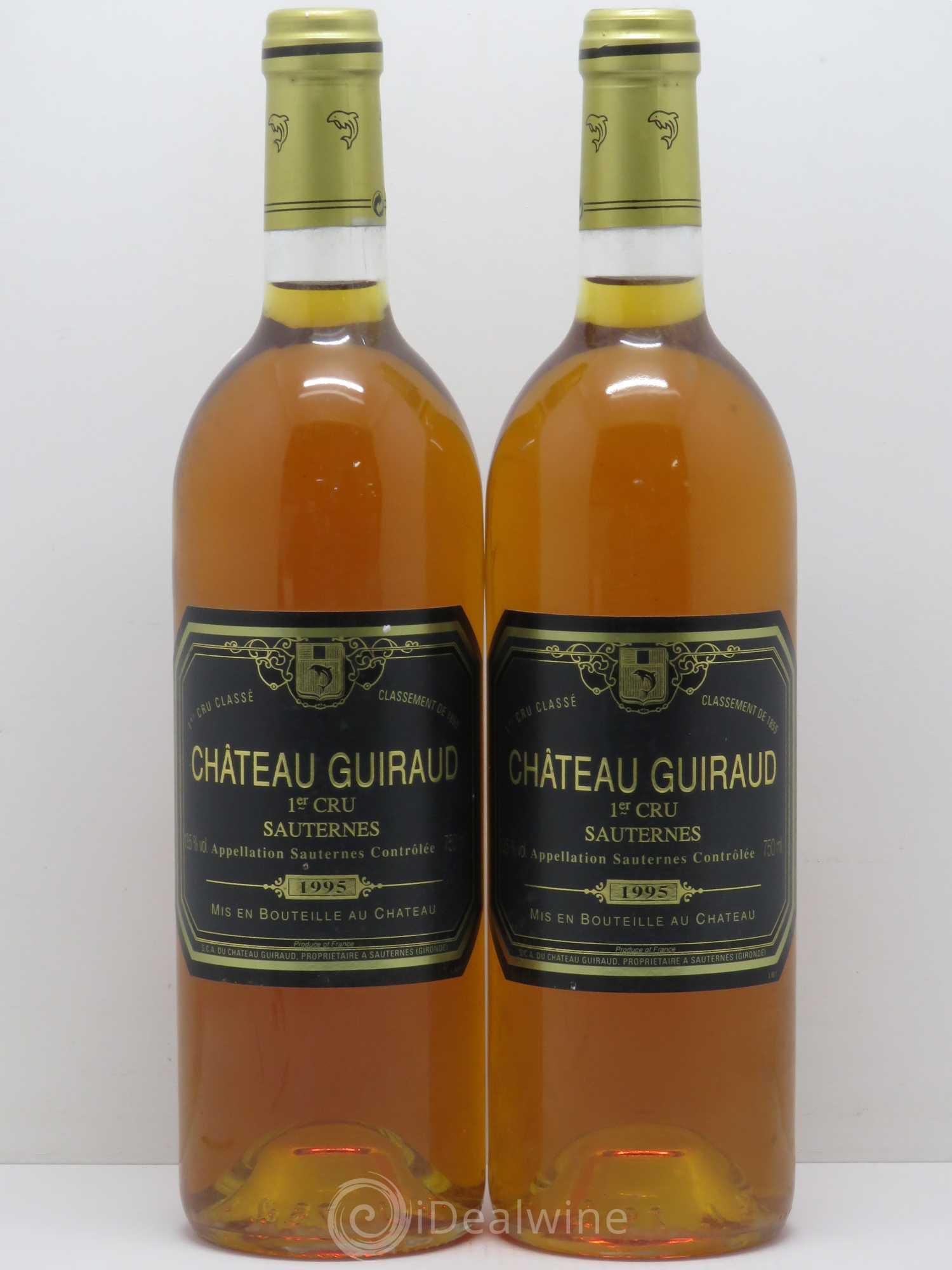 Chteau Guiraud 1er Grand Cru Class 1995