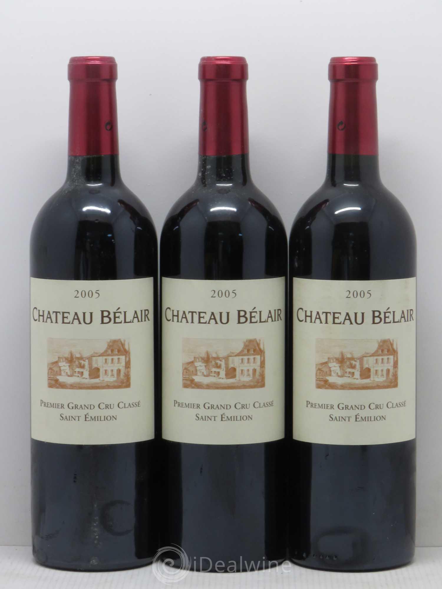 liste des ench res de vins de bordeaux rouge 2010 2009 2005 idealwine. Black Bedroom Furniture Sets. Home Design Ideas