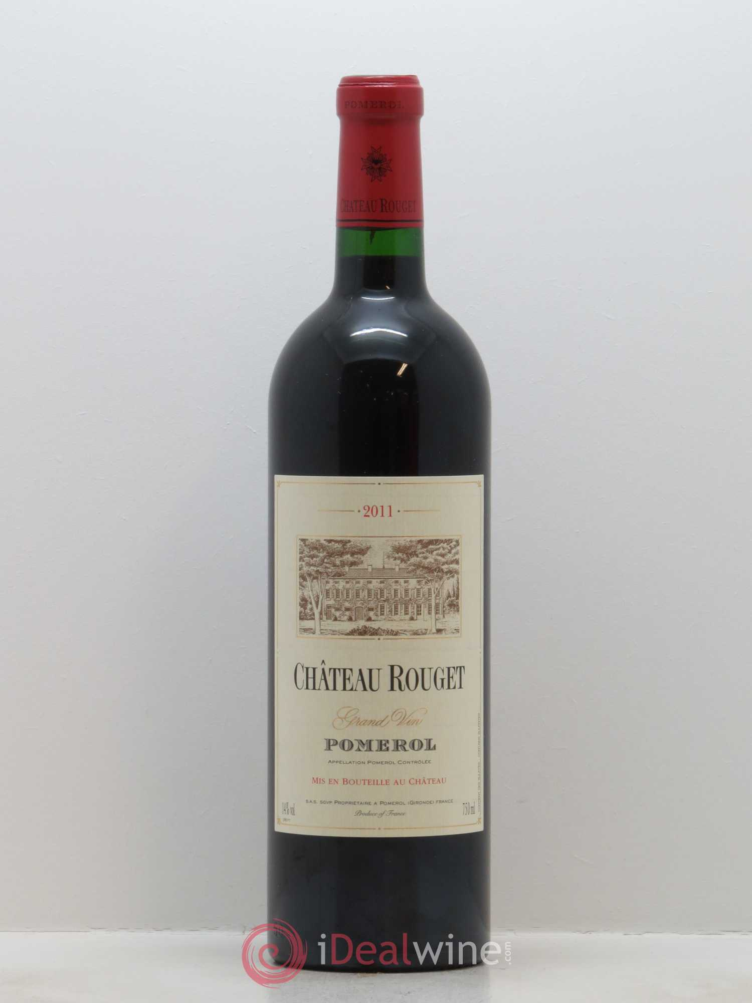 Château Rouget  2011 - Lot of 1 Bottle