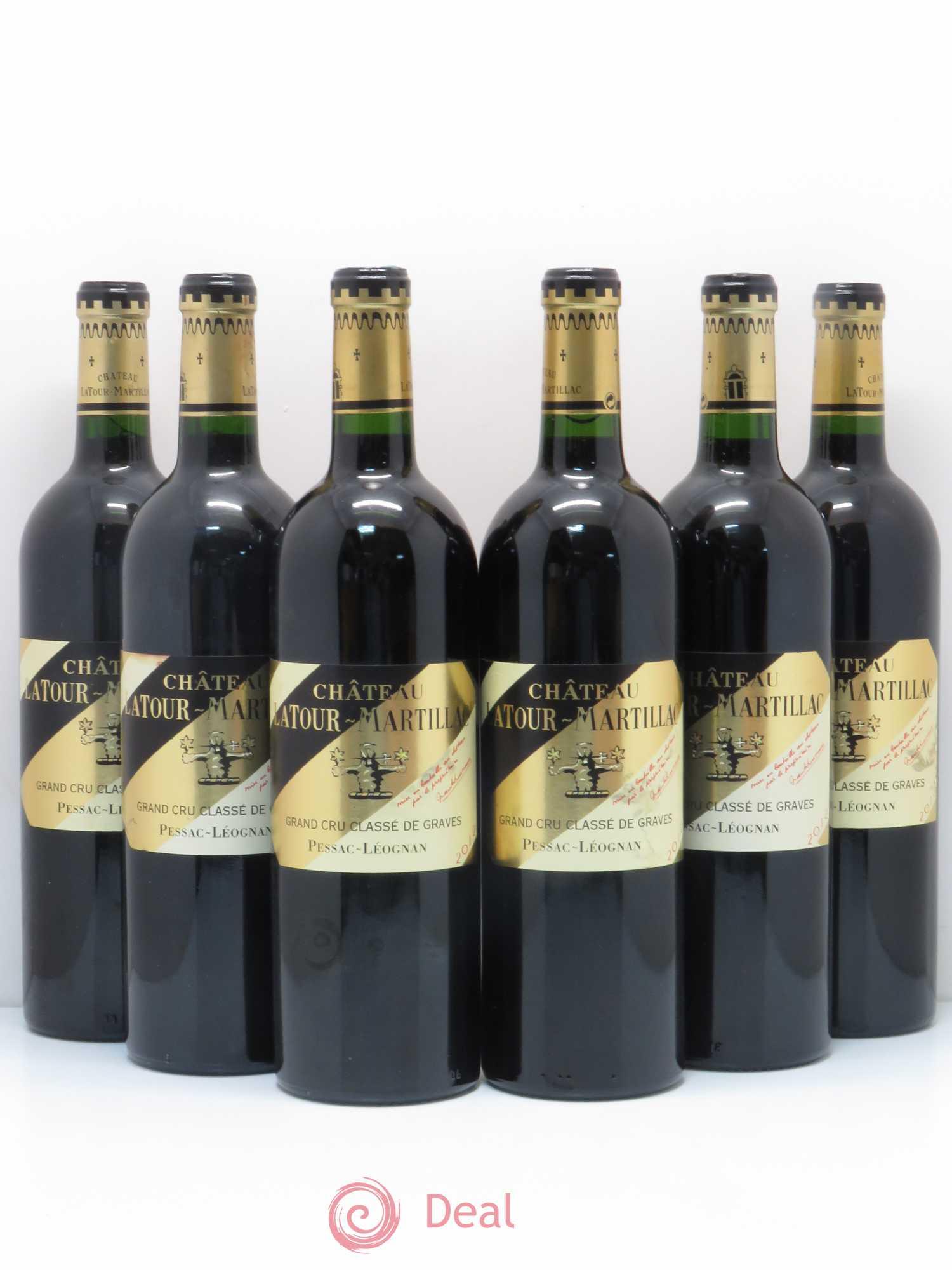 liste des vins de ch teau latour martillac en vente idealwine. Black Bedroom Furniture Sets. Home Design Ideas