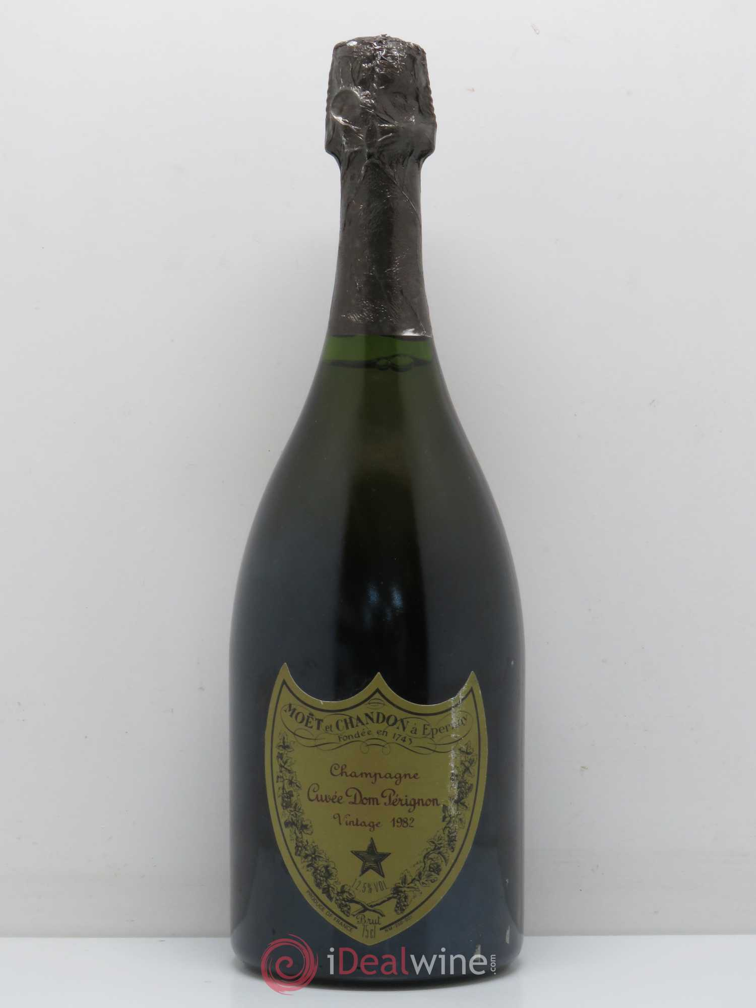 e808c7965aac Dom Pérignon Moët   Chandon 1982 - Lot of 1 Bottle