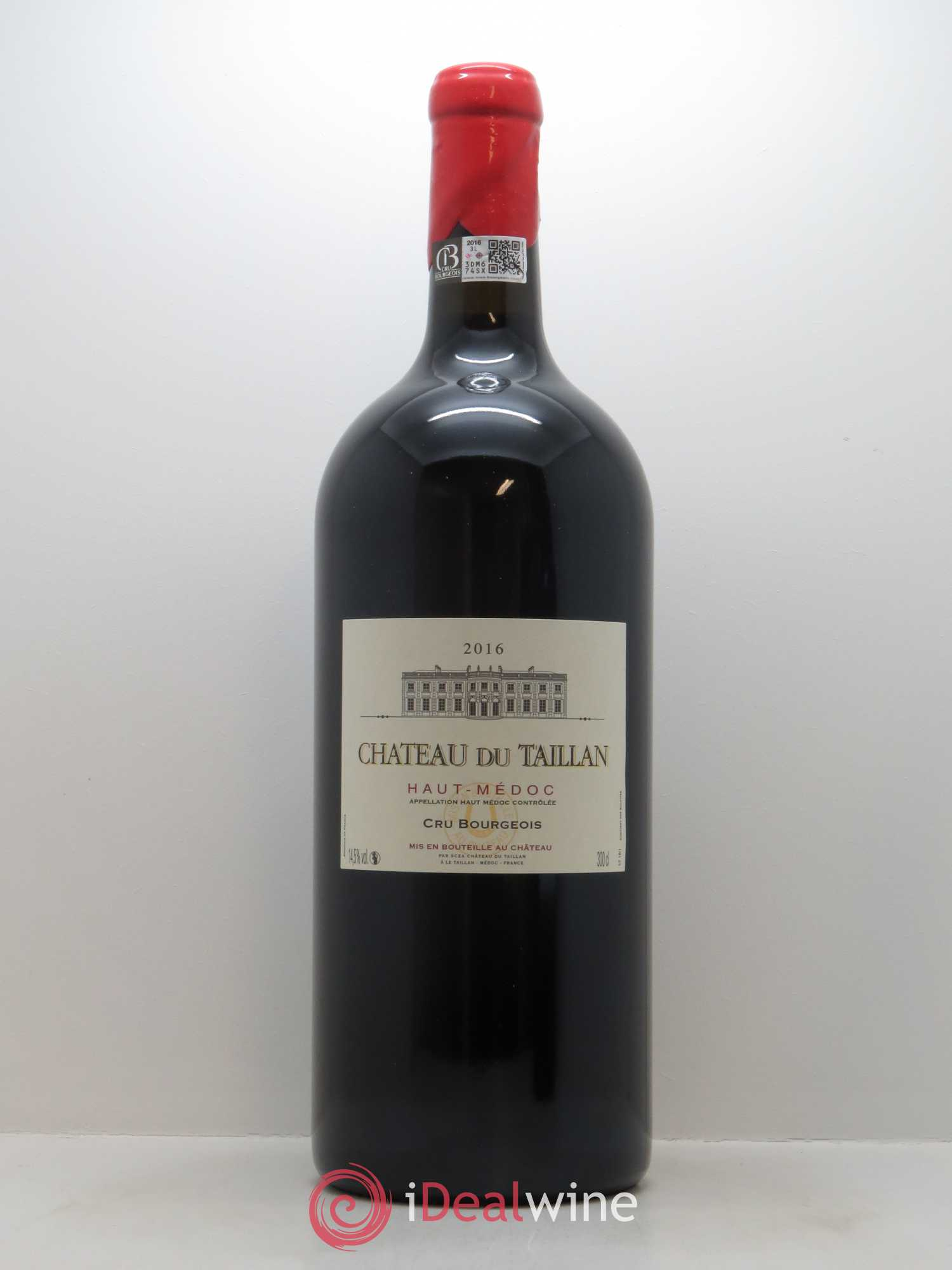 Château du Taillan Cru Bourgeois  2016 - Lot of 1 Double-magnum