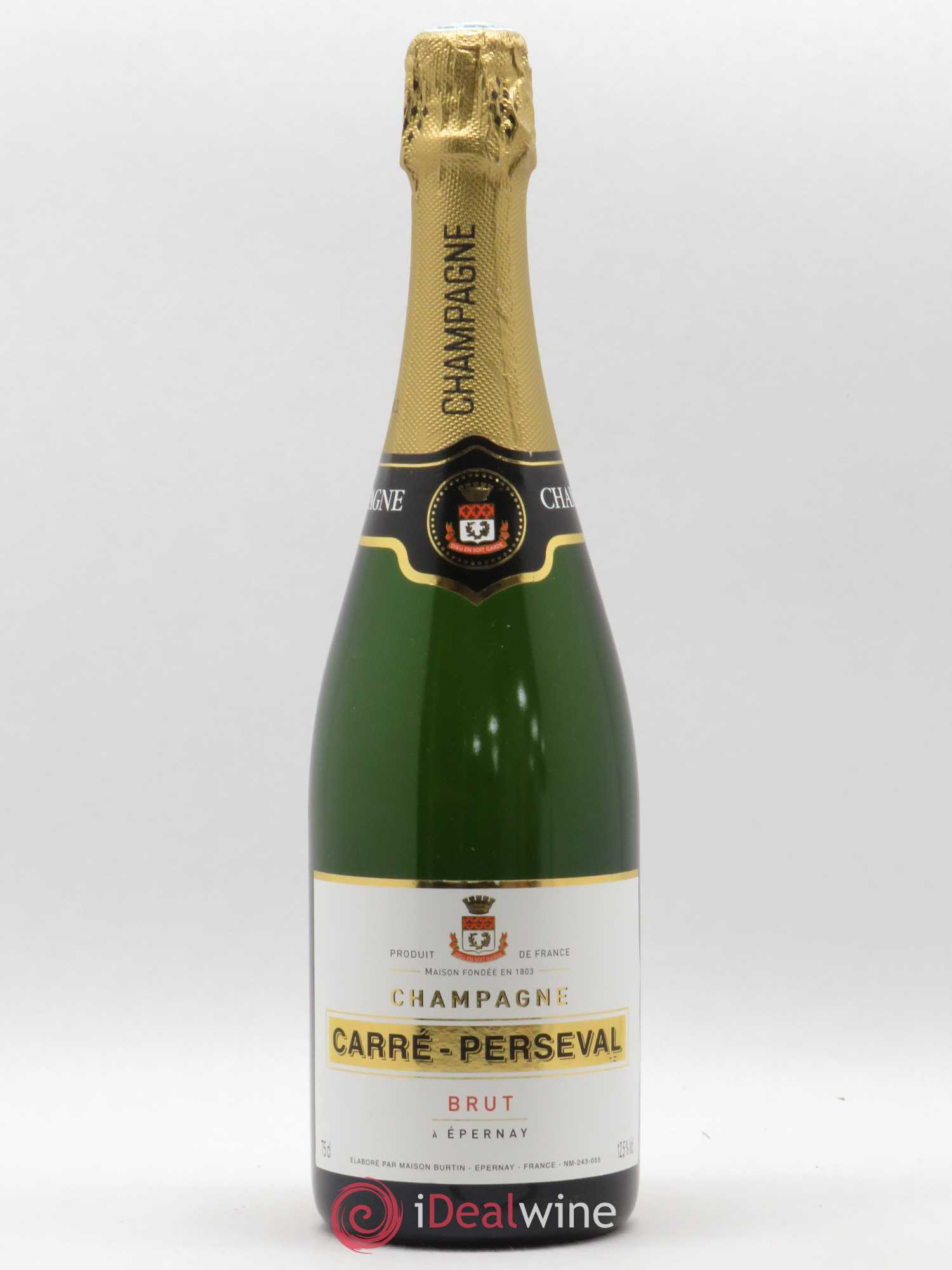 Champagne Carré Perseval (no reserve)  - Lot of 1 Bottle