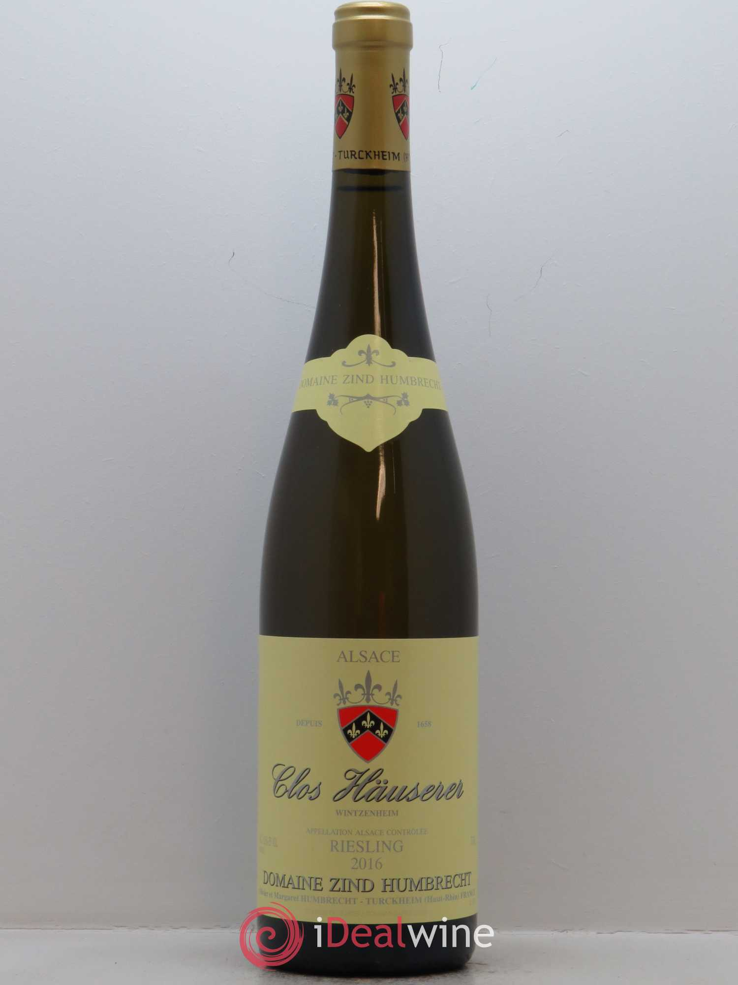 Riesling Clos Hauserer Zind-Humbrecht (Domaine)