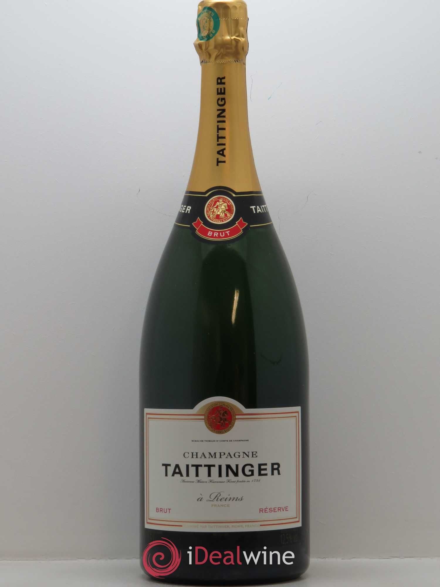 Brut Champagne Taittinger   - Lot of 1 Magnum