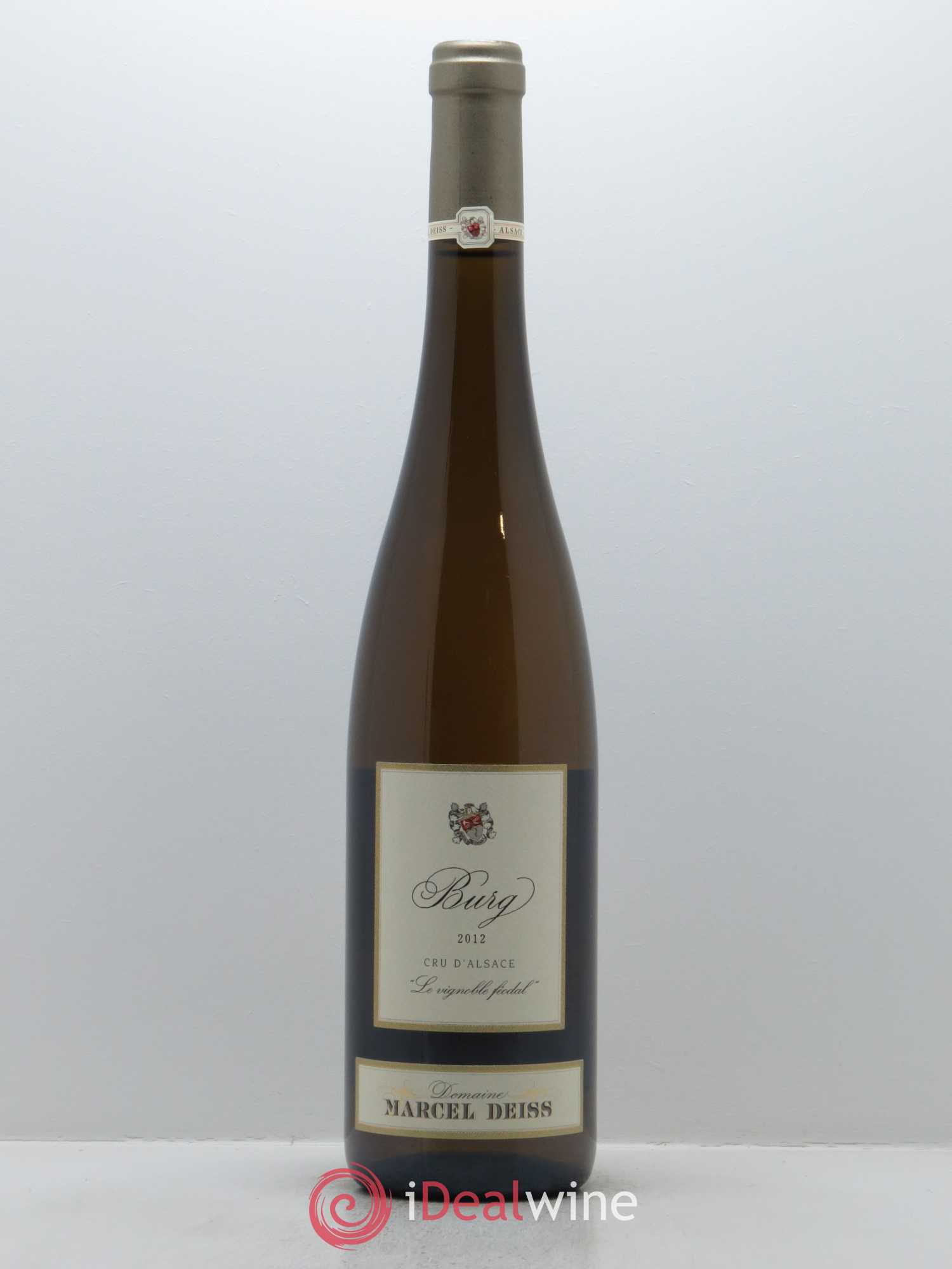 Alsace Burg Marcel Deiss (Domaine)  2012 - Lot of 1 Bottle