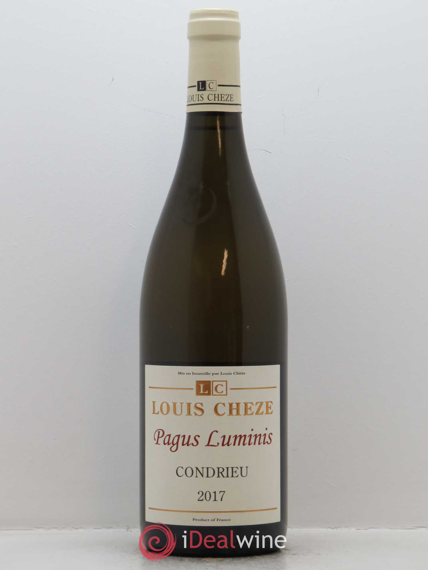 Condrieu Pagus Luminus Louis Cheze (Domaine)  2017 - Lot of 1 Bottle