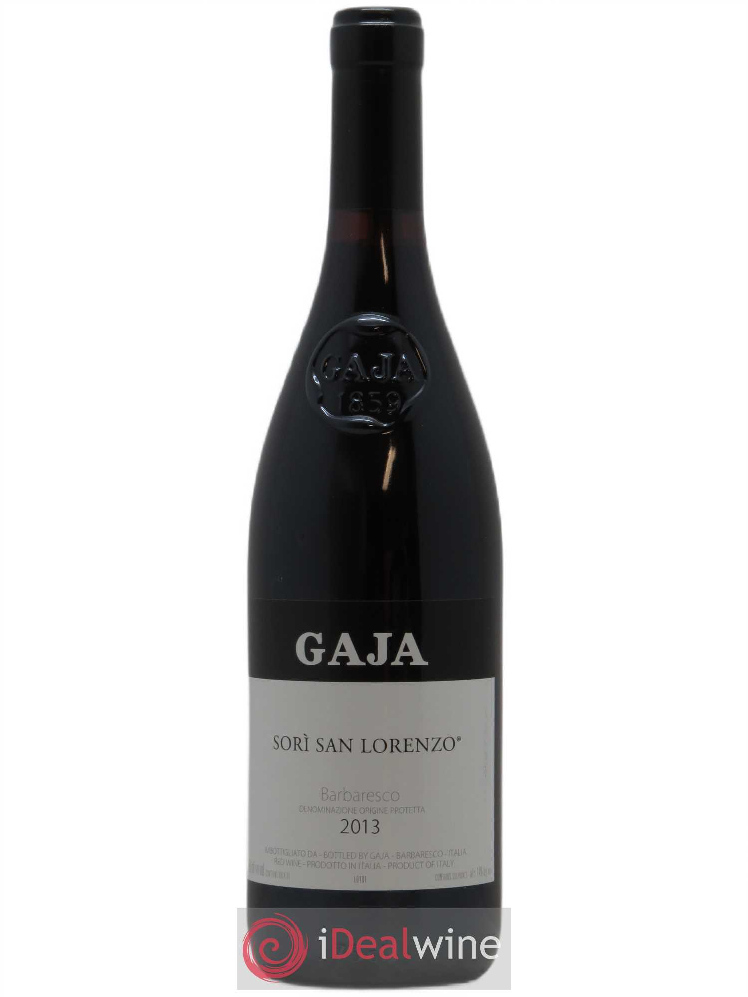 Langhe San Lorenzo Angelo Gaja  2013 - Lot of 1 Bottle