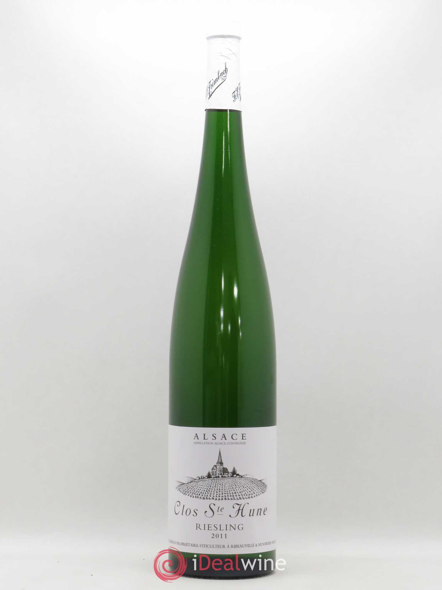 Riesling Clos Sainte-Hune Trimbach (Domaine)  2011 - Lot of 1 Magnum