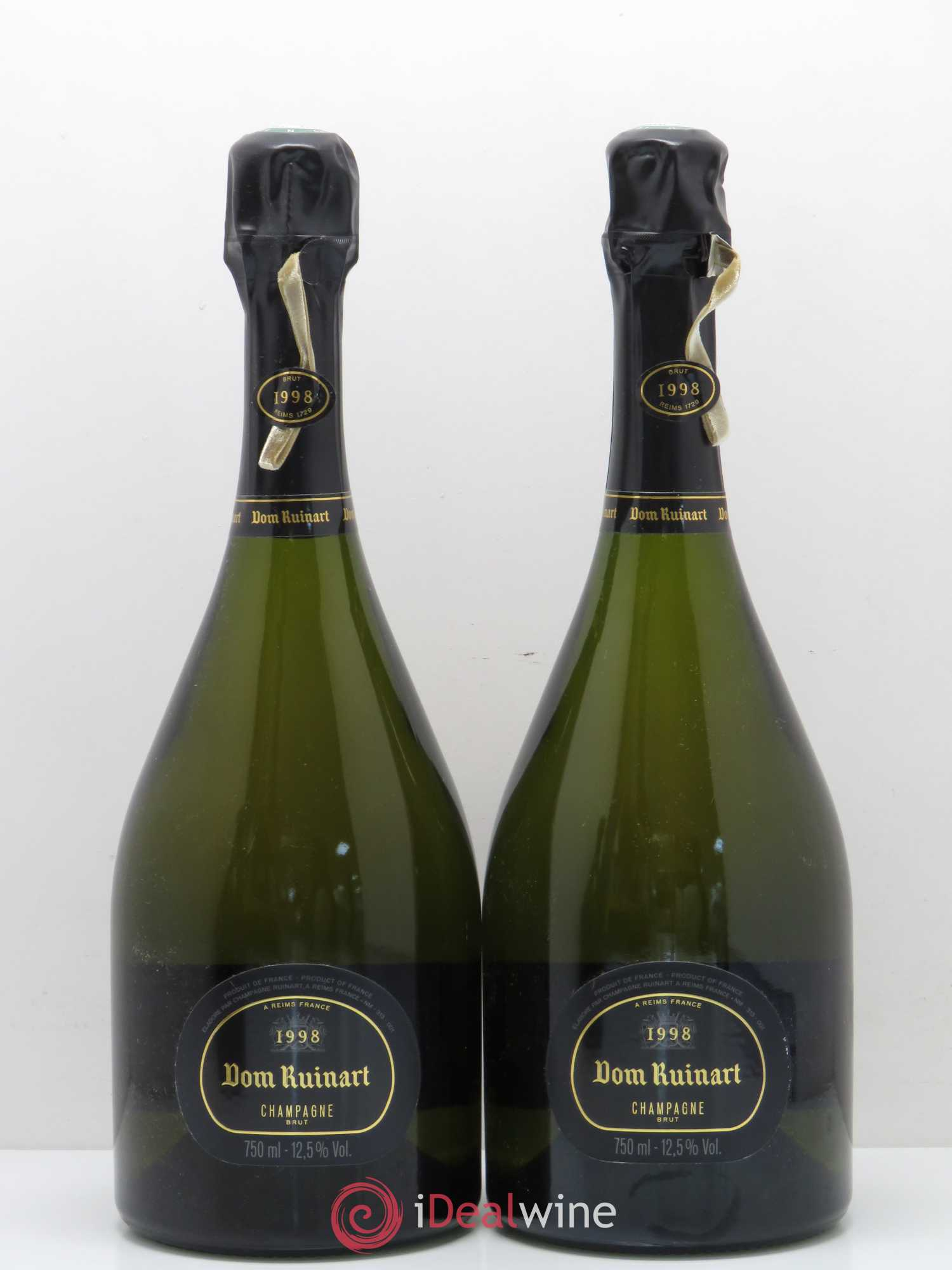 Buy Dom Ruinart Ruinart 1998 Lot 1560