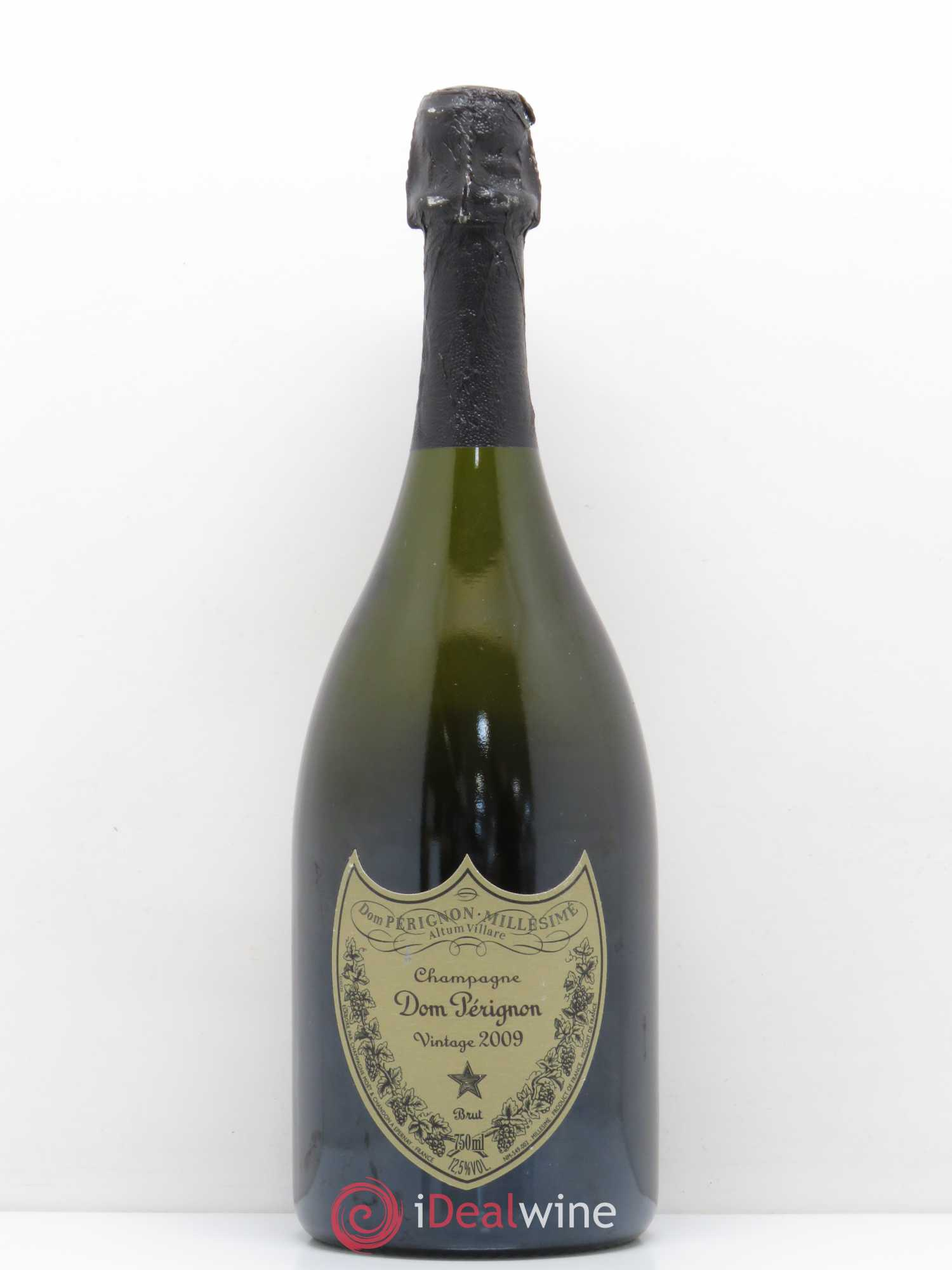 Dom Pérignon Moët & Chandon  2009 - Lot of 1 Bottle
