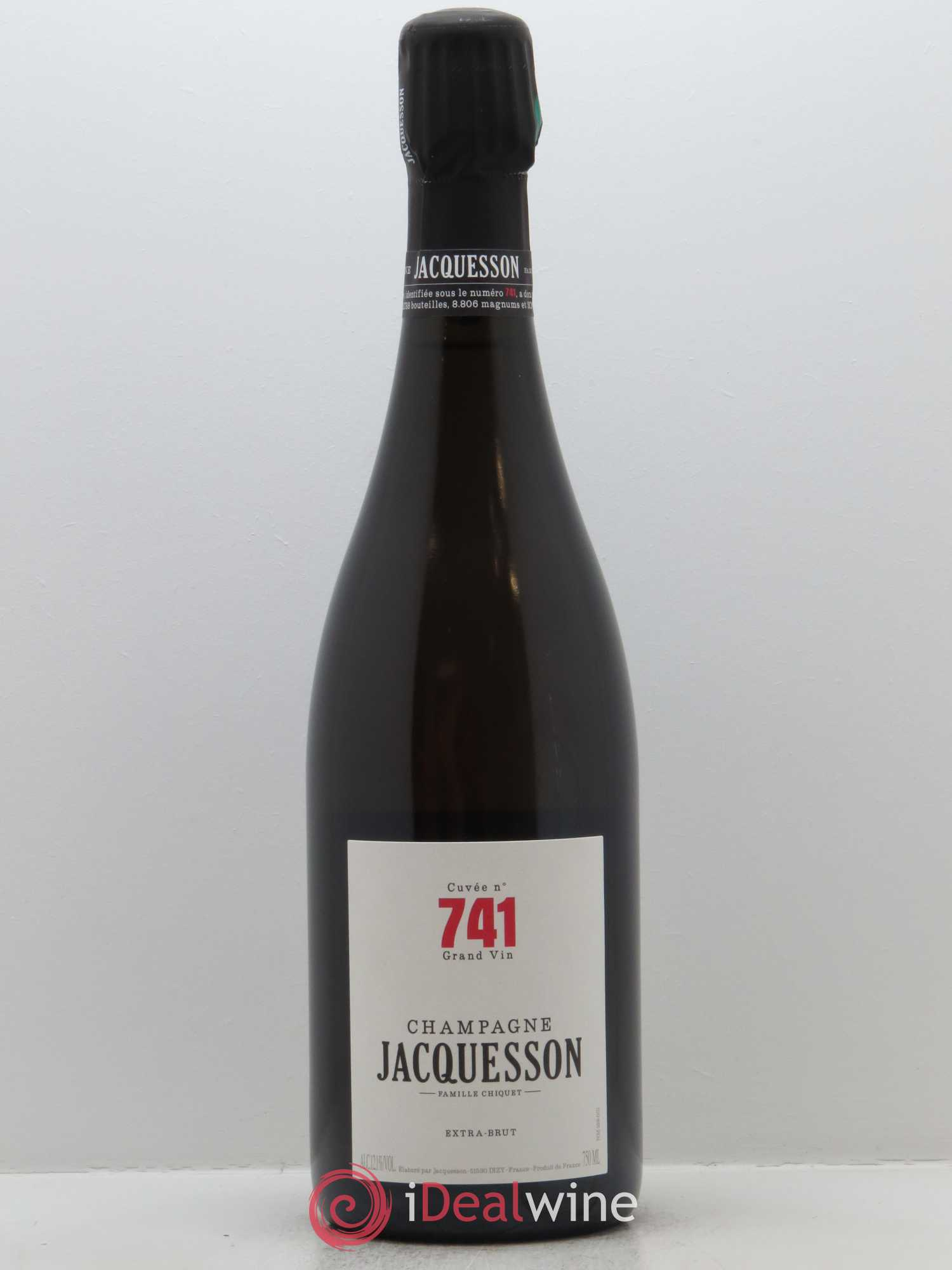 Cuvée 741 Jacquesson   - Lot of 1 Bottle