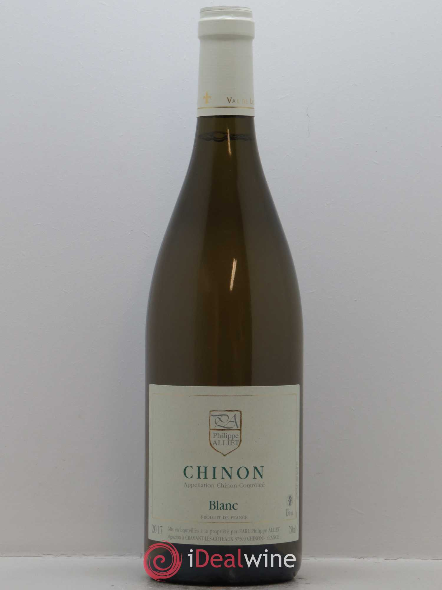 Chinon Philippe Alliet  2017 - Lot of 1 Bottle