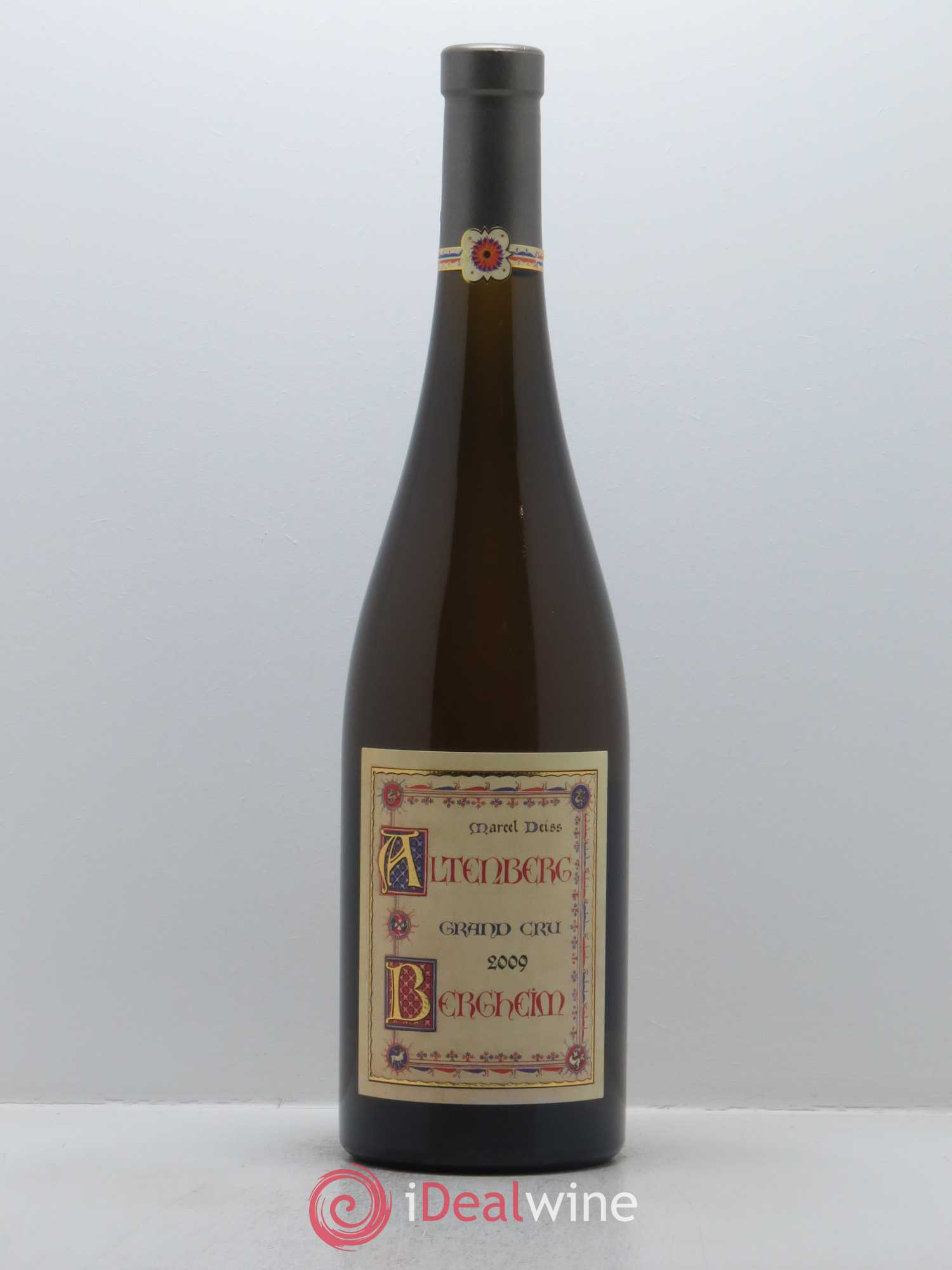 Altenberg de Bergheim Grand Cru Marcel Deiss (Domaine)  2009 - Lot of 1 Bottle