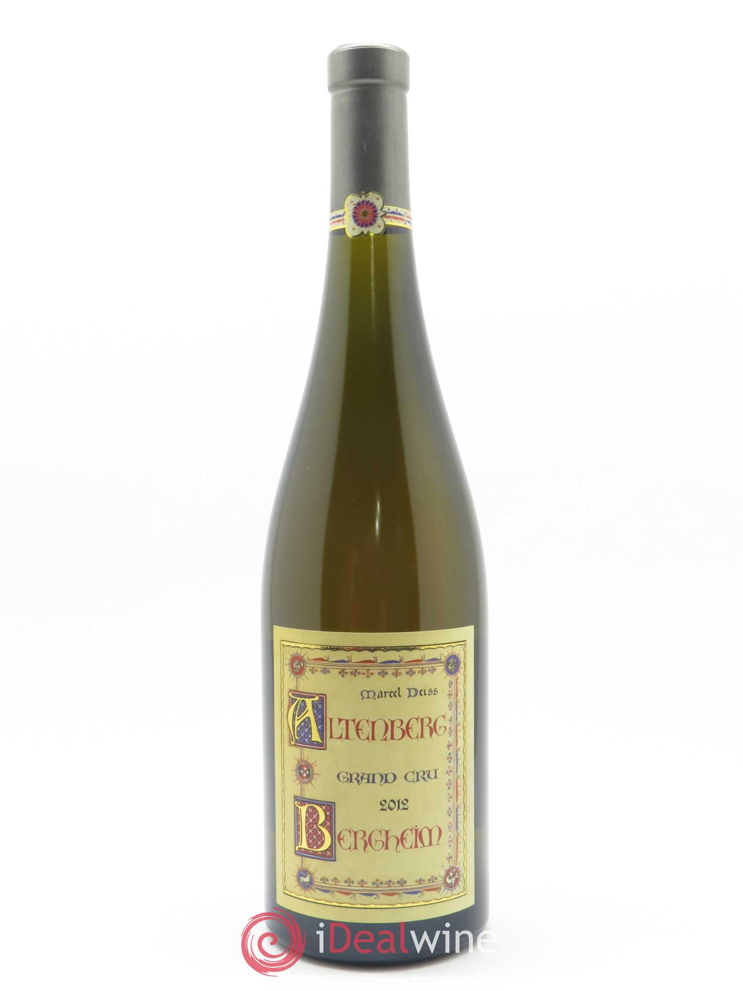 Altenberg de Bergheim Grand Cru Marcel Deiss (Domaine)  2012 - Lot of 1 Bottle