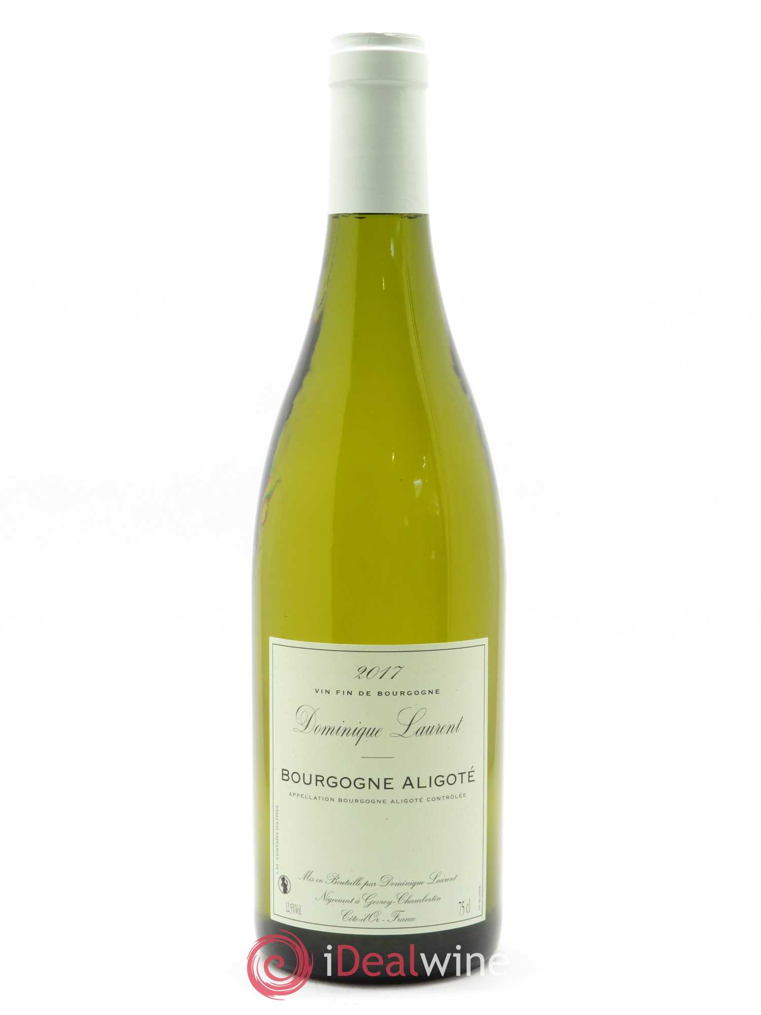 Bourgogne Aligoté Dominique Laurent  2017 - Lot de 1 Bouteille
