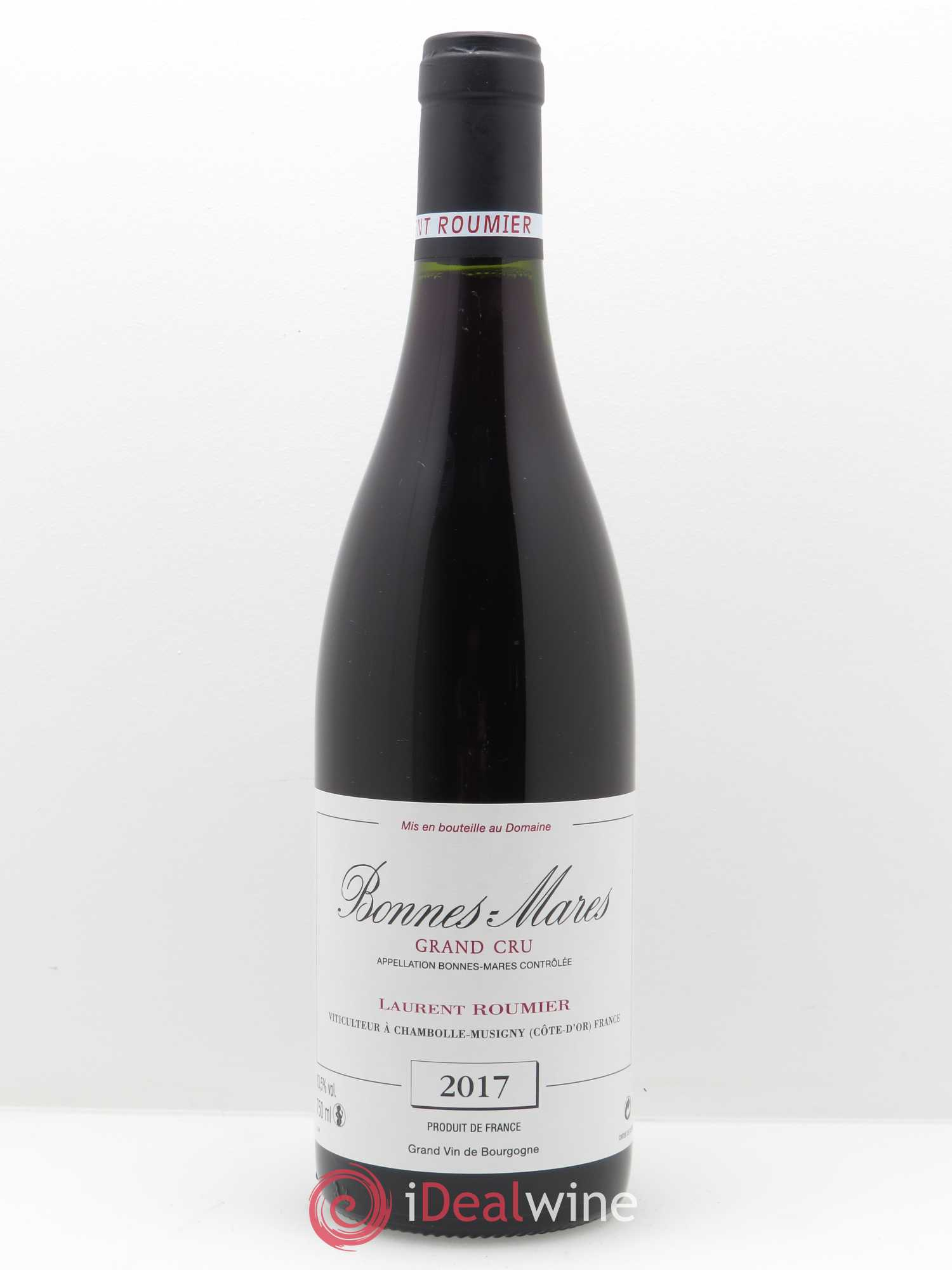 Bonnes-Mares Grand Cru Laurent Roumier  2017 - Lot of 1 Bottle