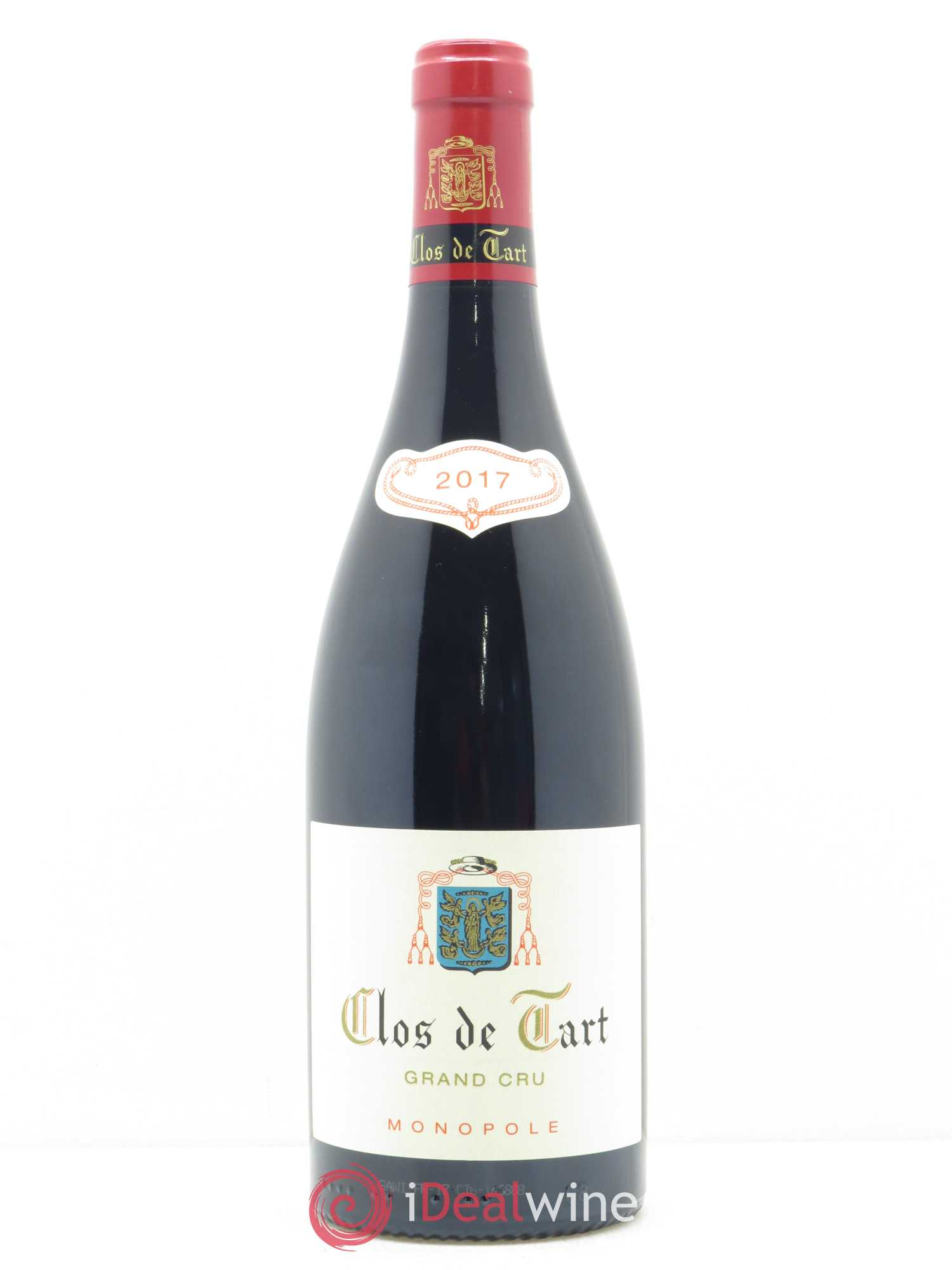 Clos de Tart Grand Cru Mommessin  2017 - Lot of 1 Bottle