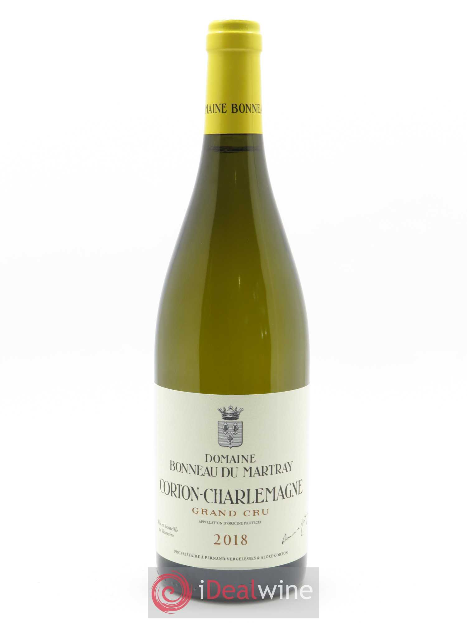 Corton-Charlemagne Grand Cru Bonneau du Martray (Domaine)